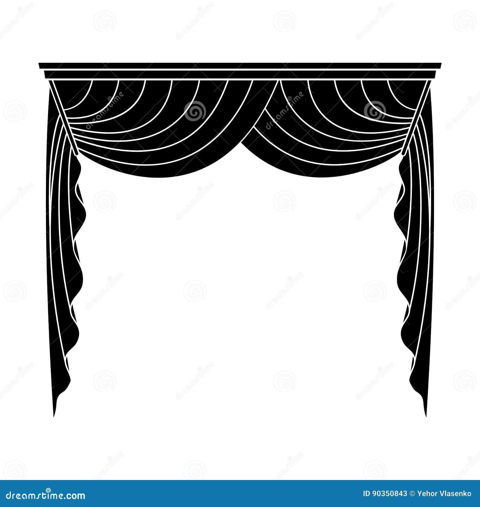 https://thumbs.dreamstime.com/z/gordijnen-met-gordijn-op-de-kroonlijst-de-gordijnen-kiezen-pictogram-van-de-het-symboolvoorraad-van-de-blakestijl-vector-de-90350843.jpg