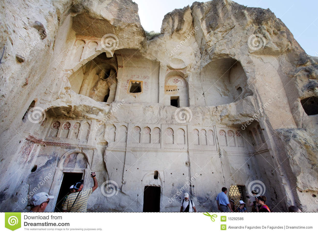 Goreme Cappadocia Editorial Photo Image Of Geography