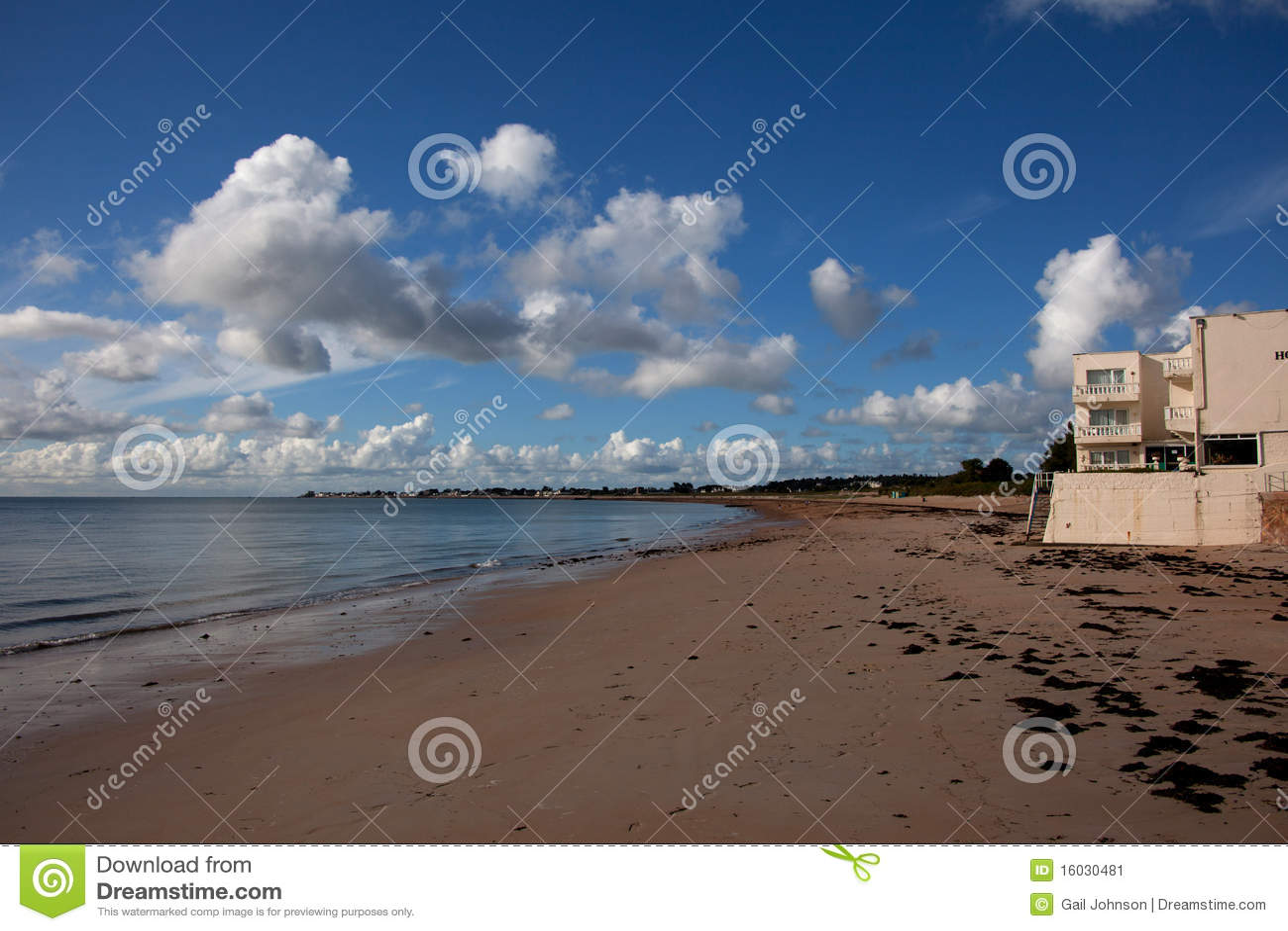 Gorey Hafen und Strand