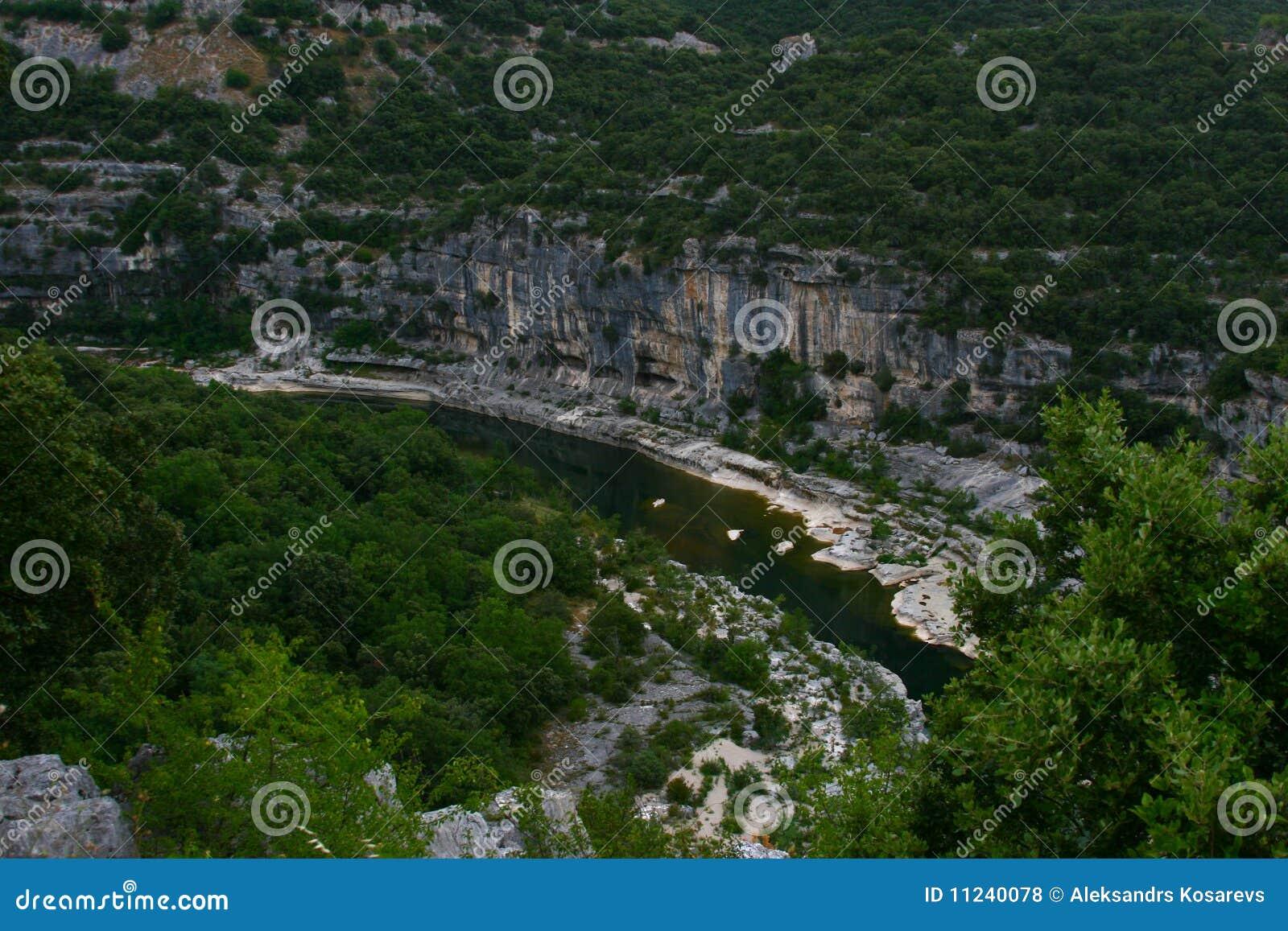 Gorge d Ardeche