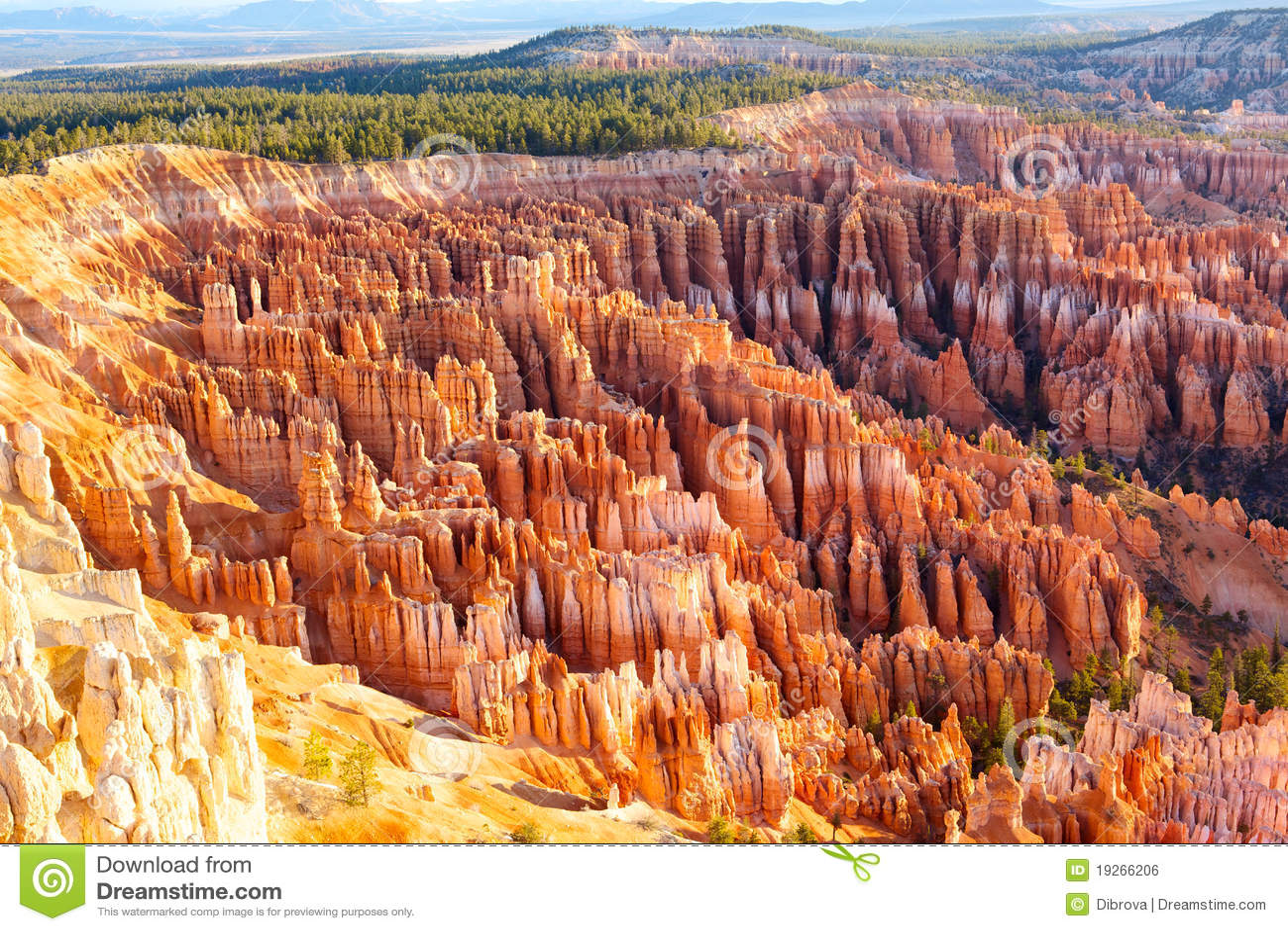 Gorge de Bryce