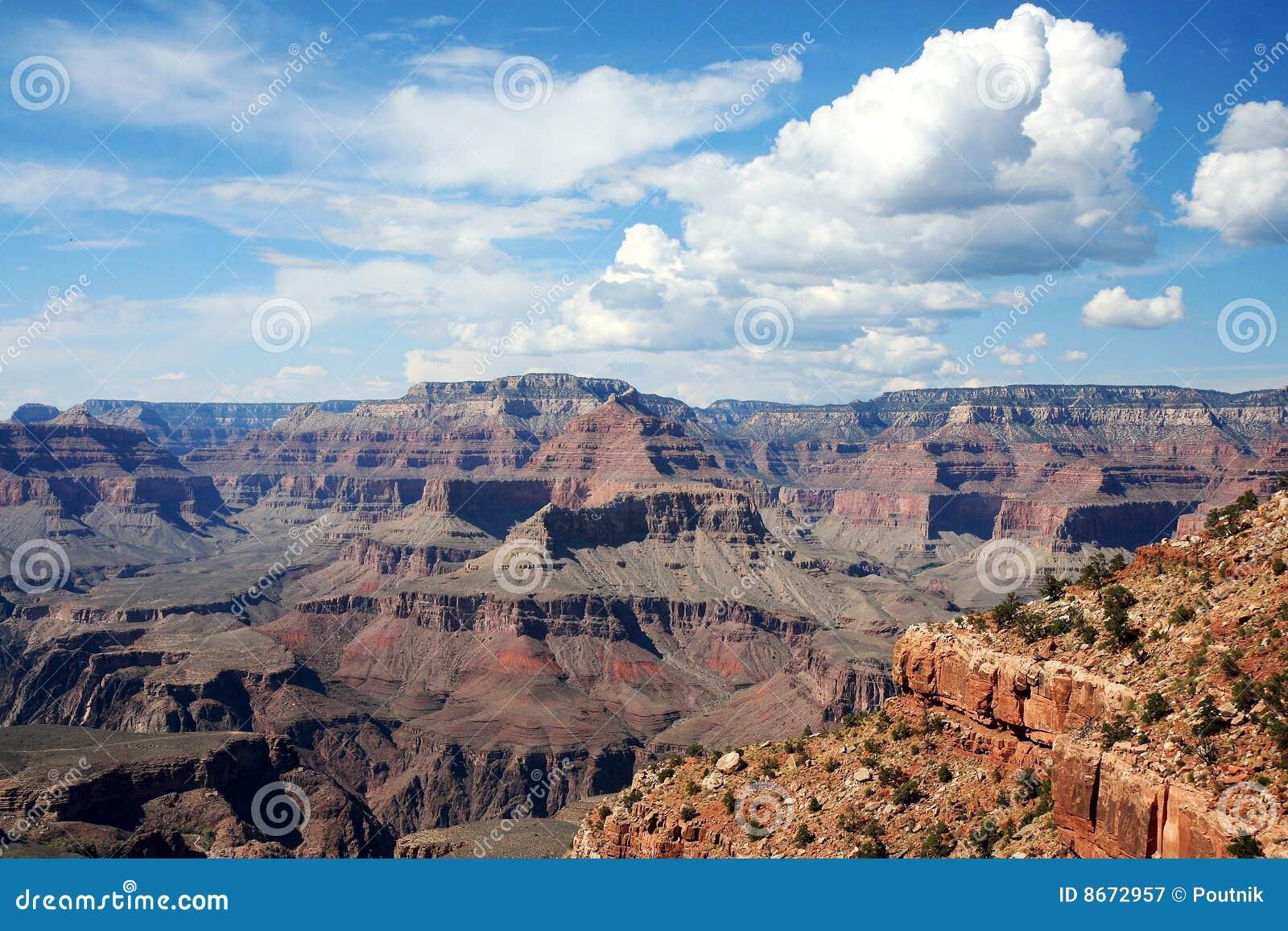 Gorge NP grand Etats-Unis de l Arizona