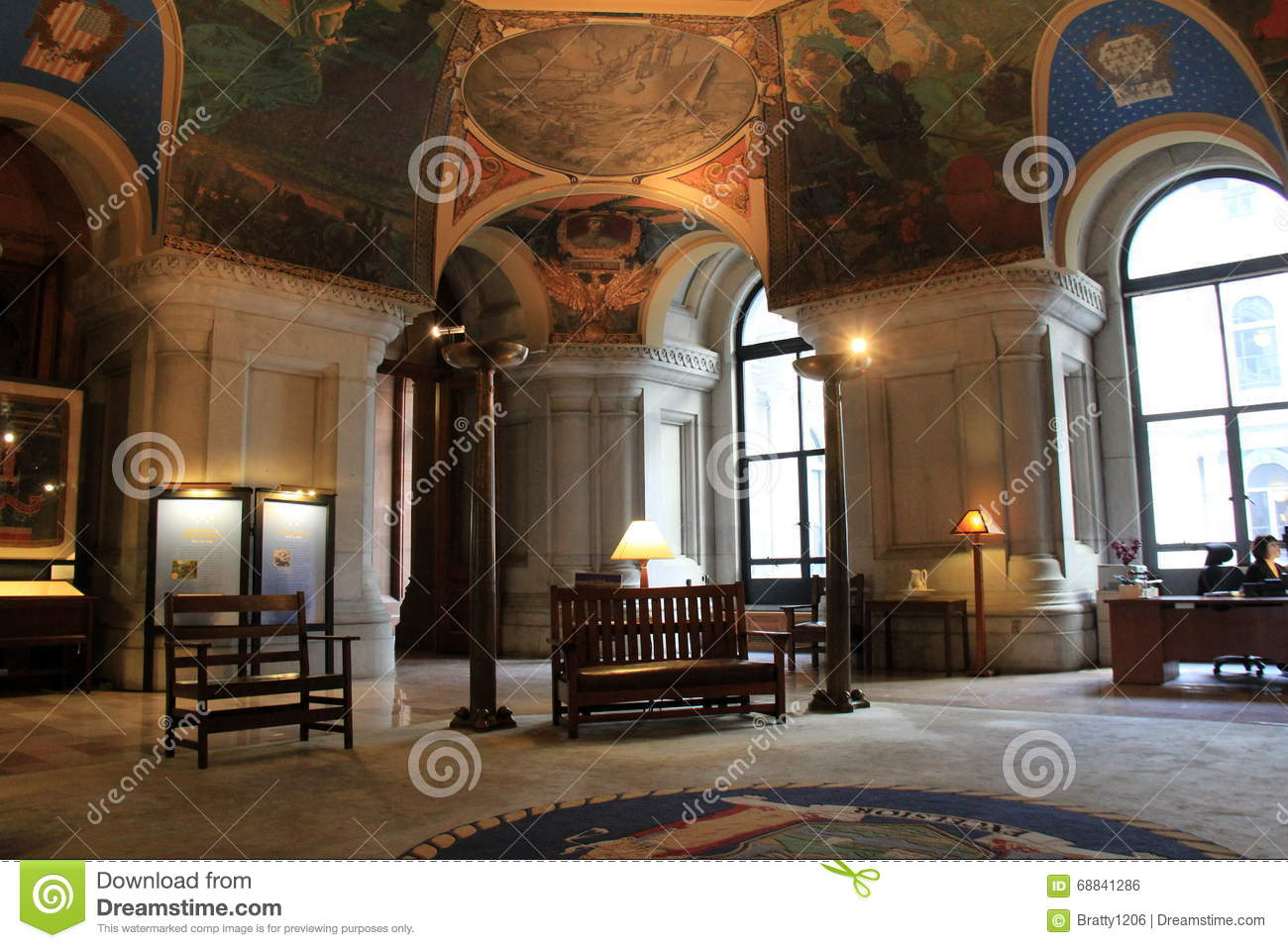 Incredible Gorgeous Detail In Painted Ceilings And Heavy Furniture The Download Free Architecture Designs Momecebritishbridgeorg