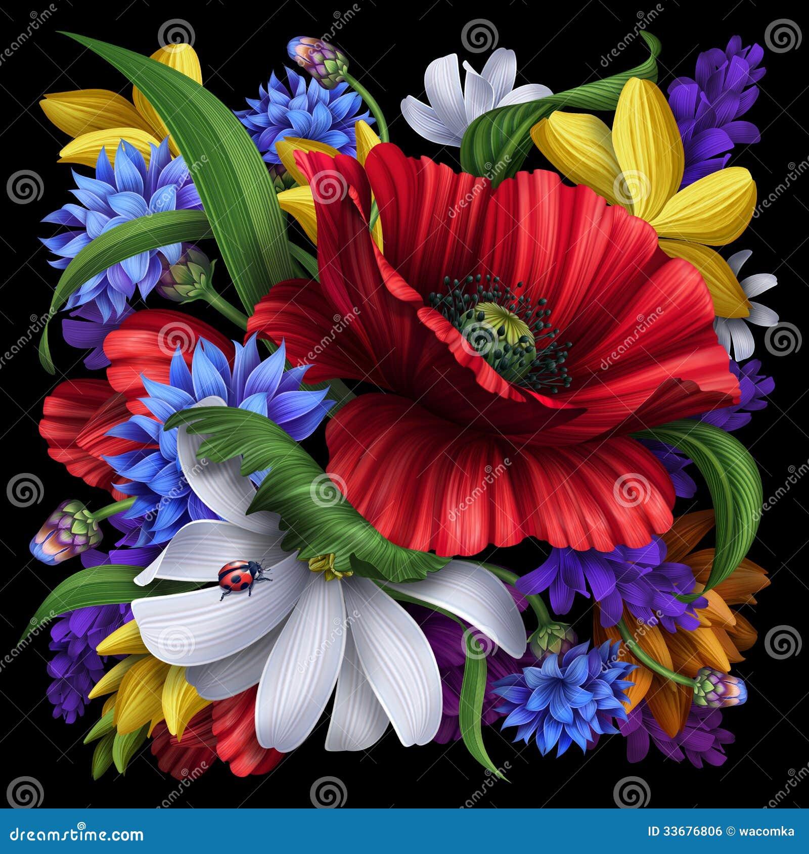flower print wallpapers