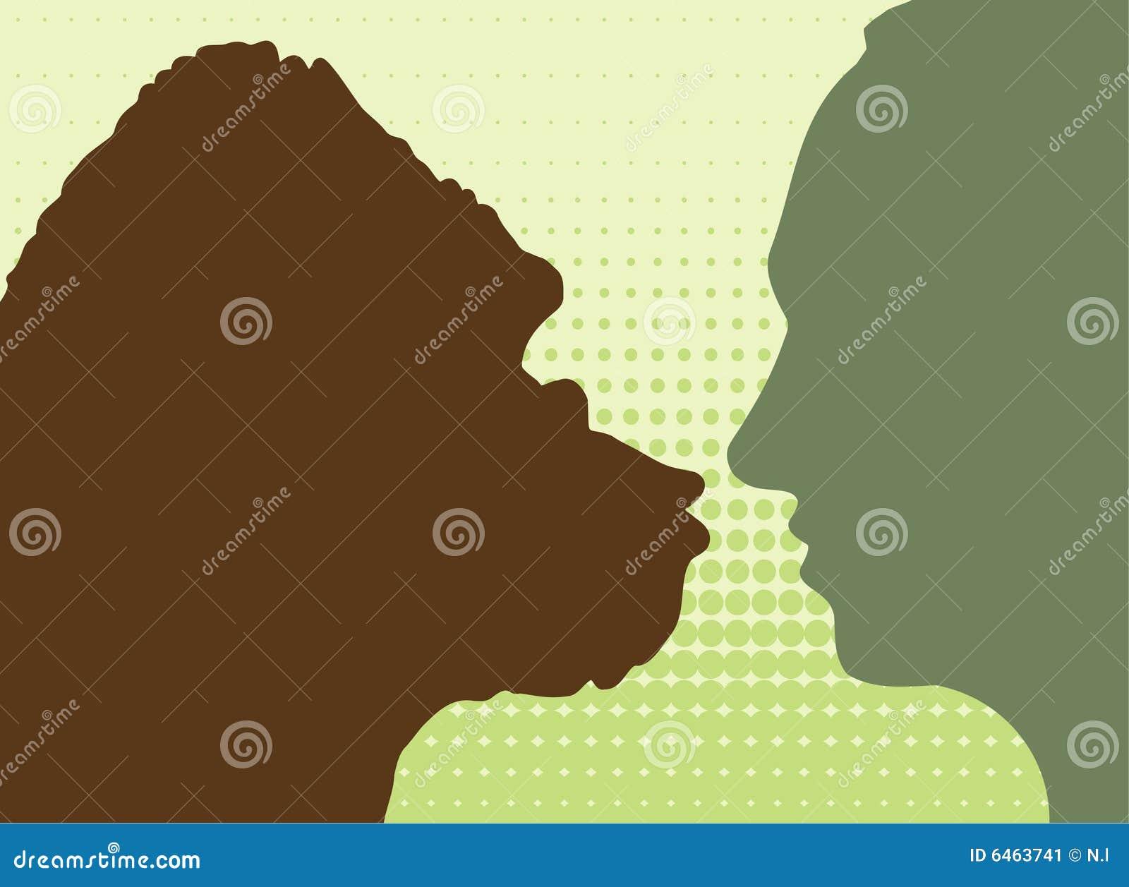 Gorilla & mens
