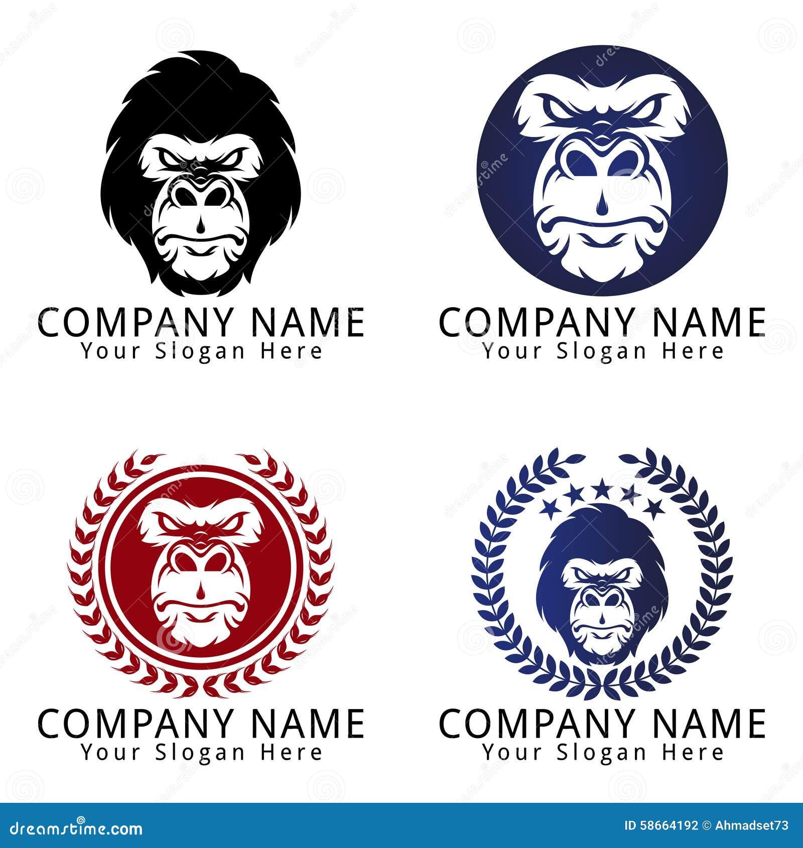 angry gorilla logo Cheetah Print Paper Printable Cheetah Print Stencil