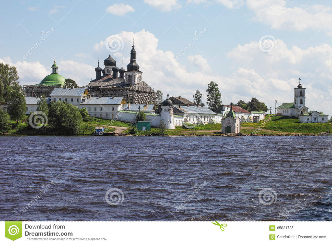 Village Goritsy Vologda region: attractions, photos, hotels
