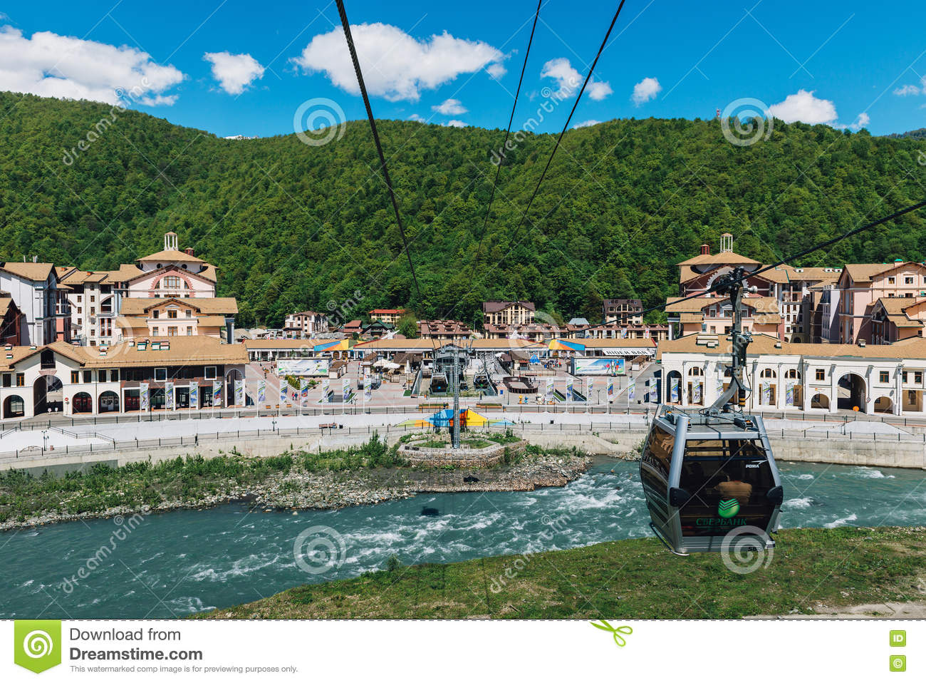Galaxy - water park (Krasnaya Polyana): water entertainment in the ski resort