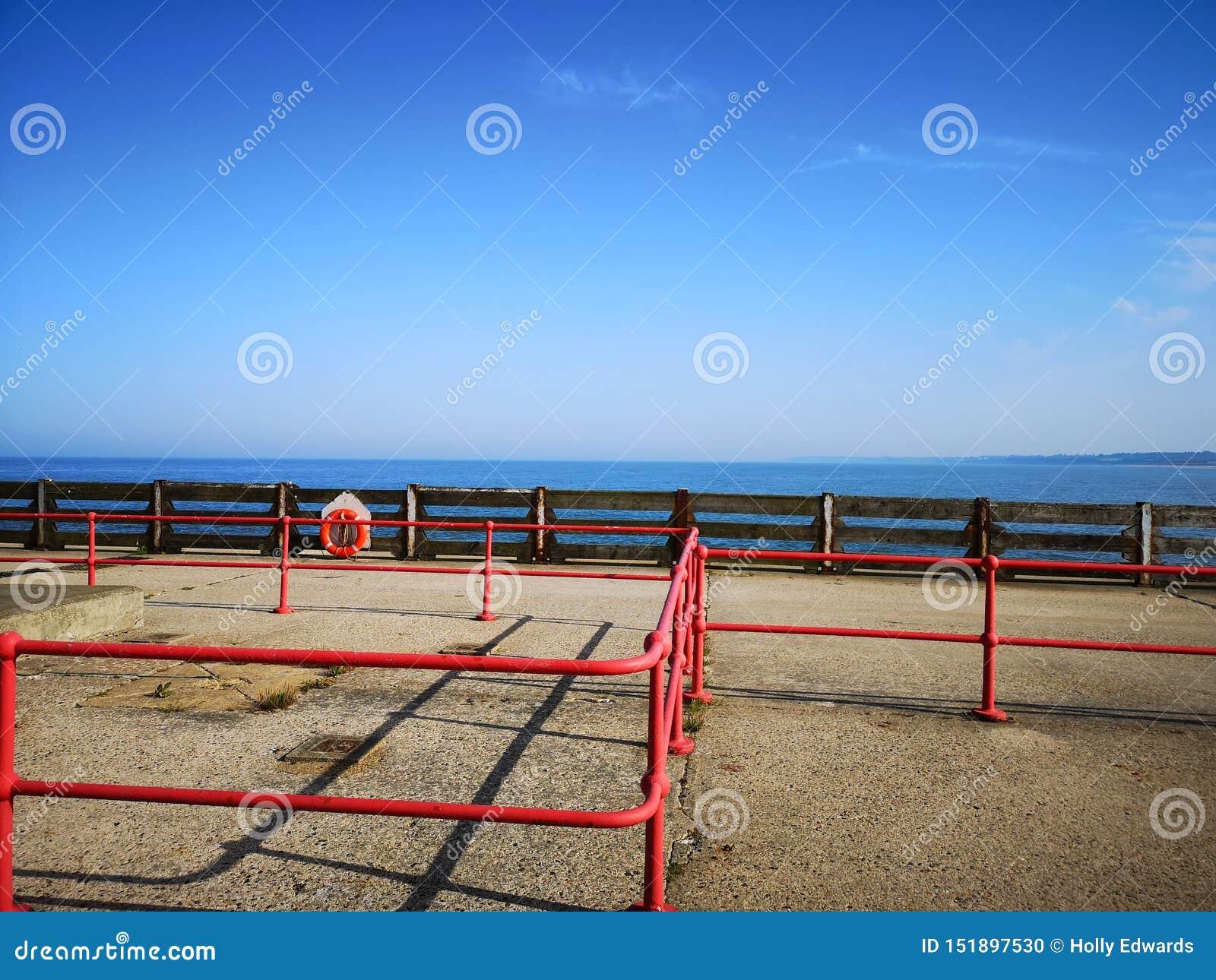 Gorleston para fora ao mar