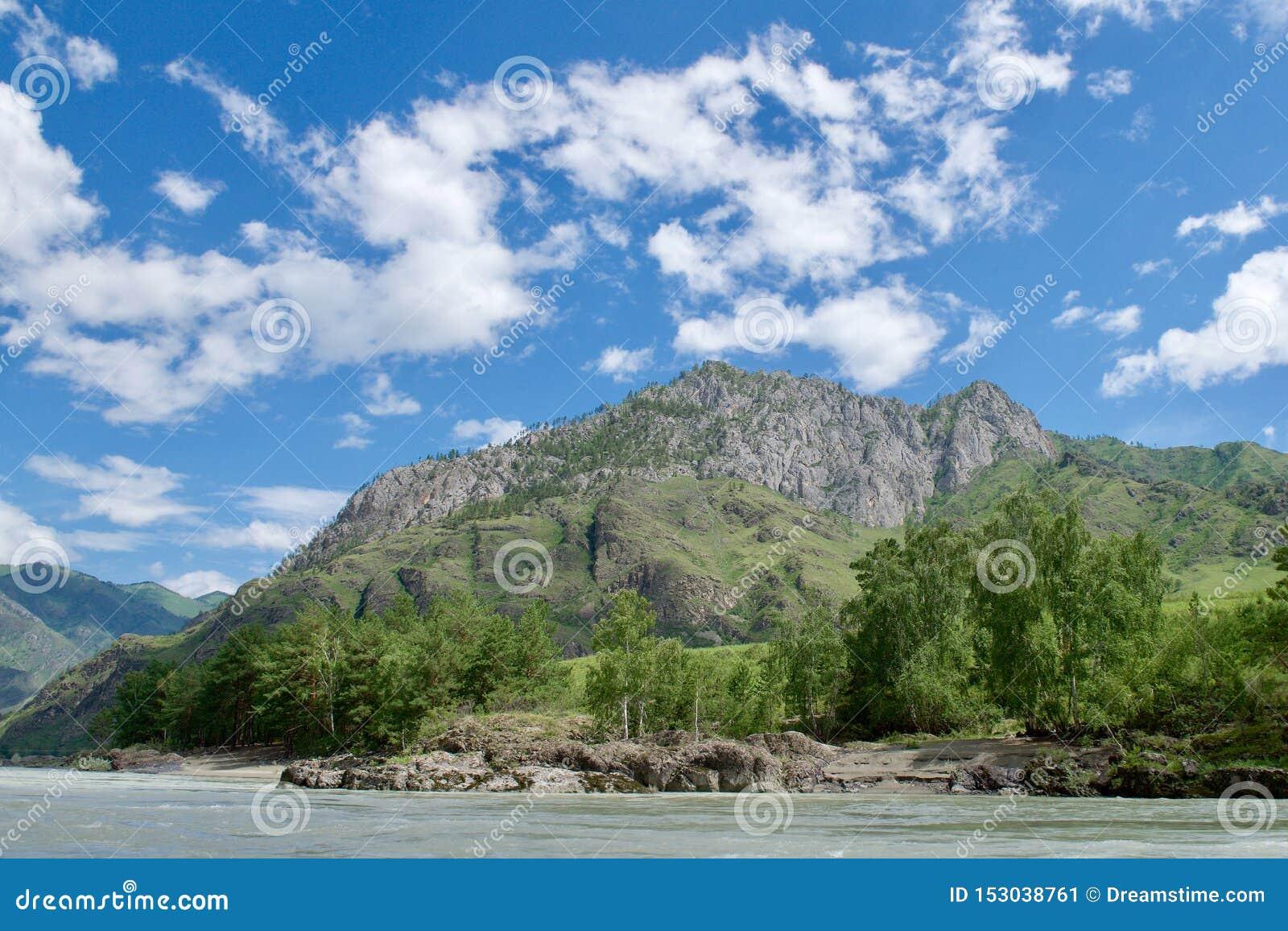 Gorny Altai, Siberia, Federazione Russa