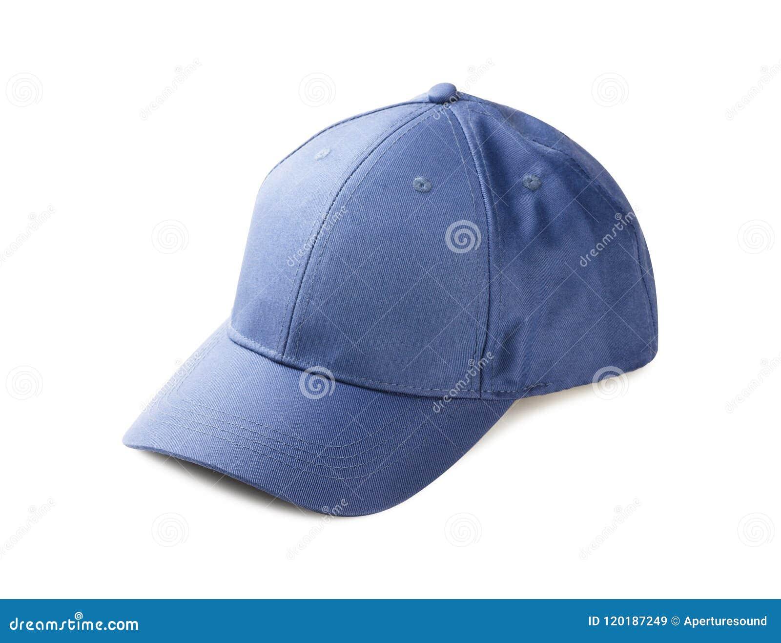 Gorra de béisbol azul imagen de archivo. Imagen de accesorio - 120187249 729f0dbc07d