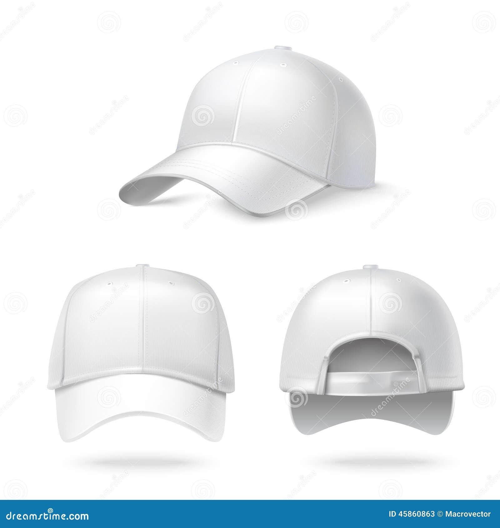 Gorra de béisbol realista ilustración del vector. Ilustración de ... b34a77ed6f7