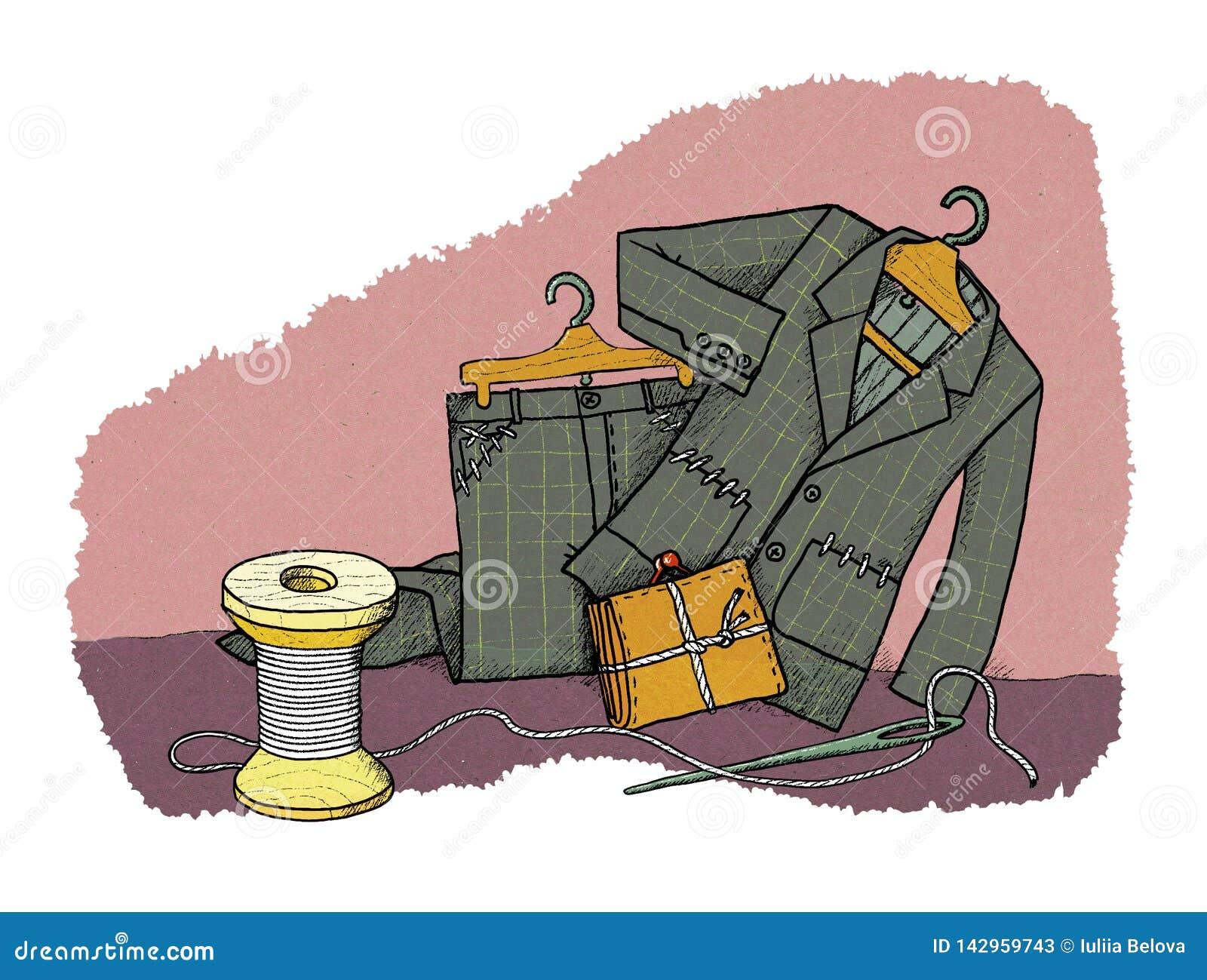 Gospodarstw domowych oszczędzania, humor