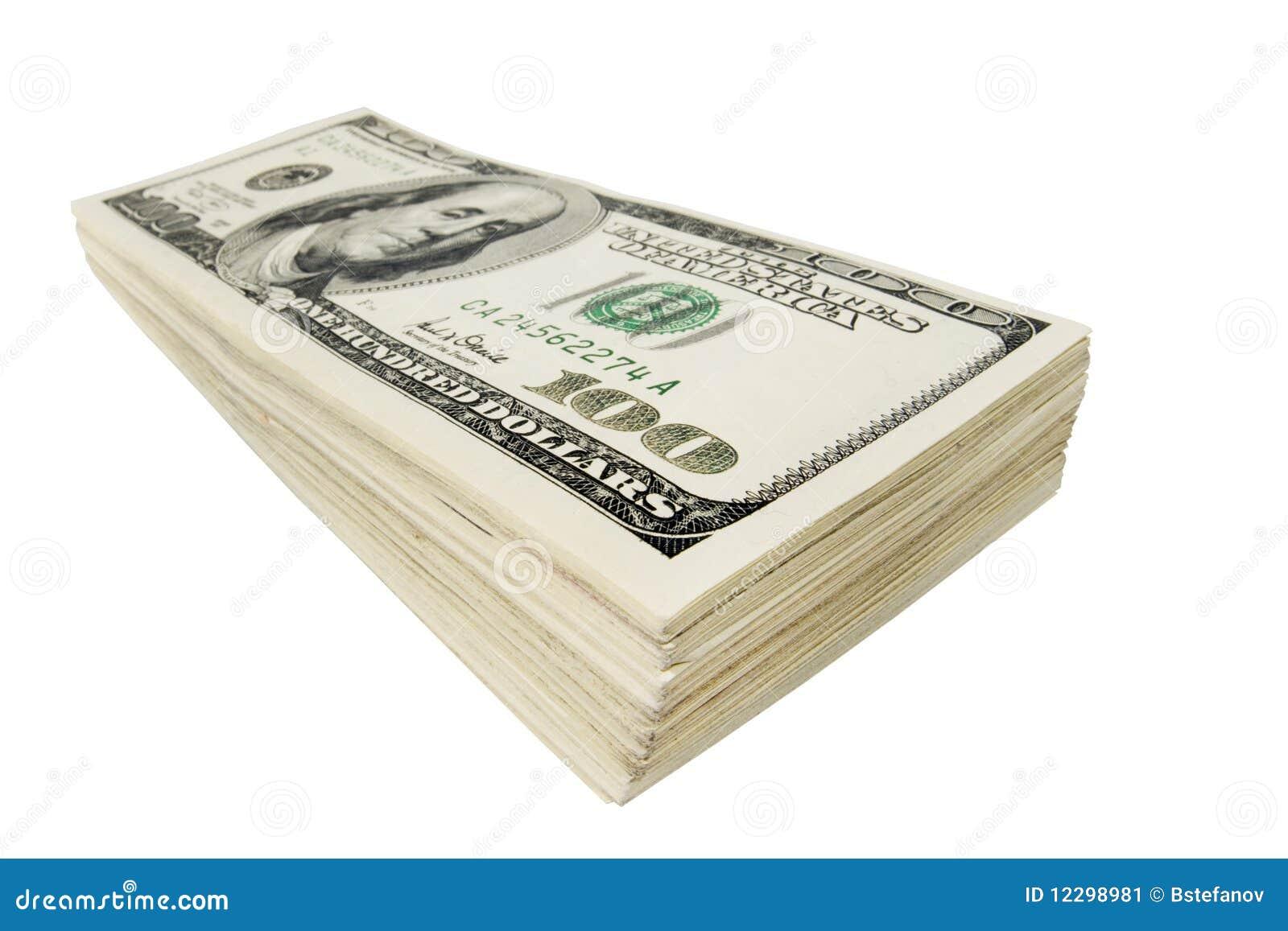 Gotówkowy pieniądze