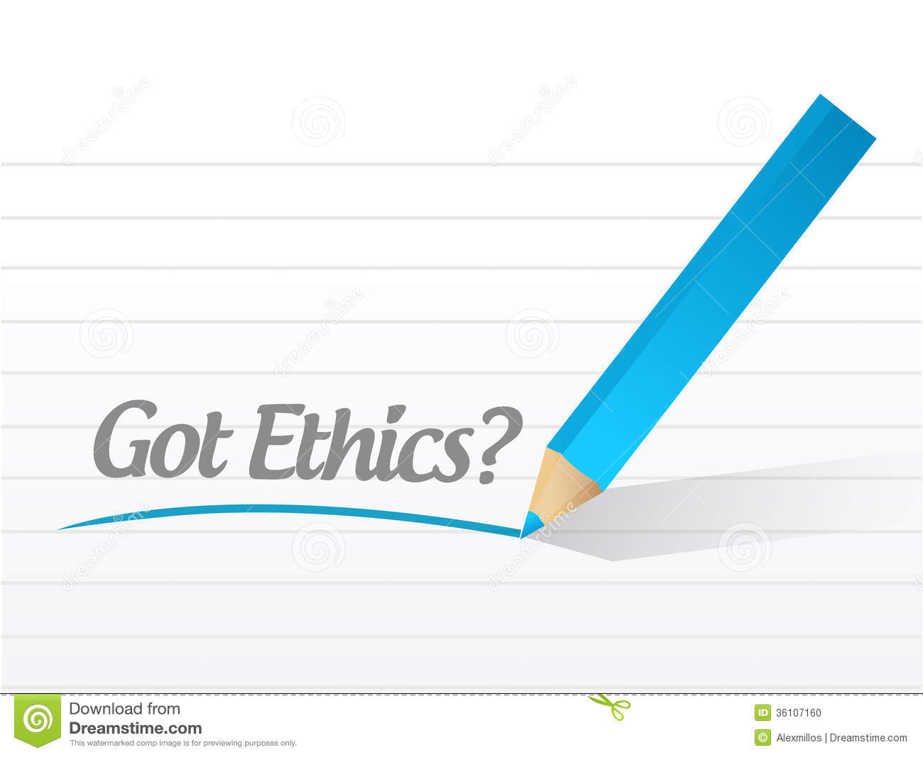 a question of ethics Racism in sports: a question of ethics paul m anderson introduction to many people, the sports world is a place in which none of the normal problems of the real world could possibly exist.