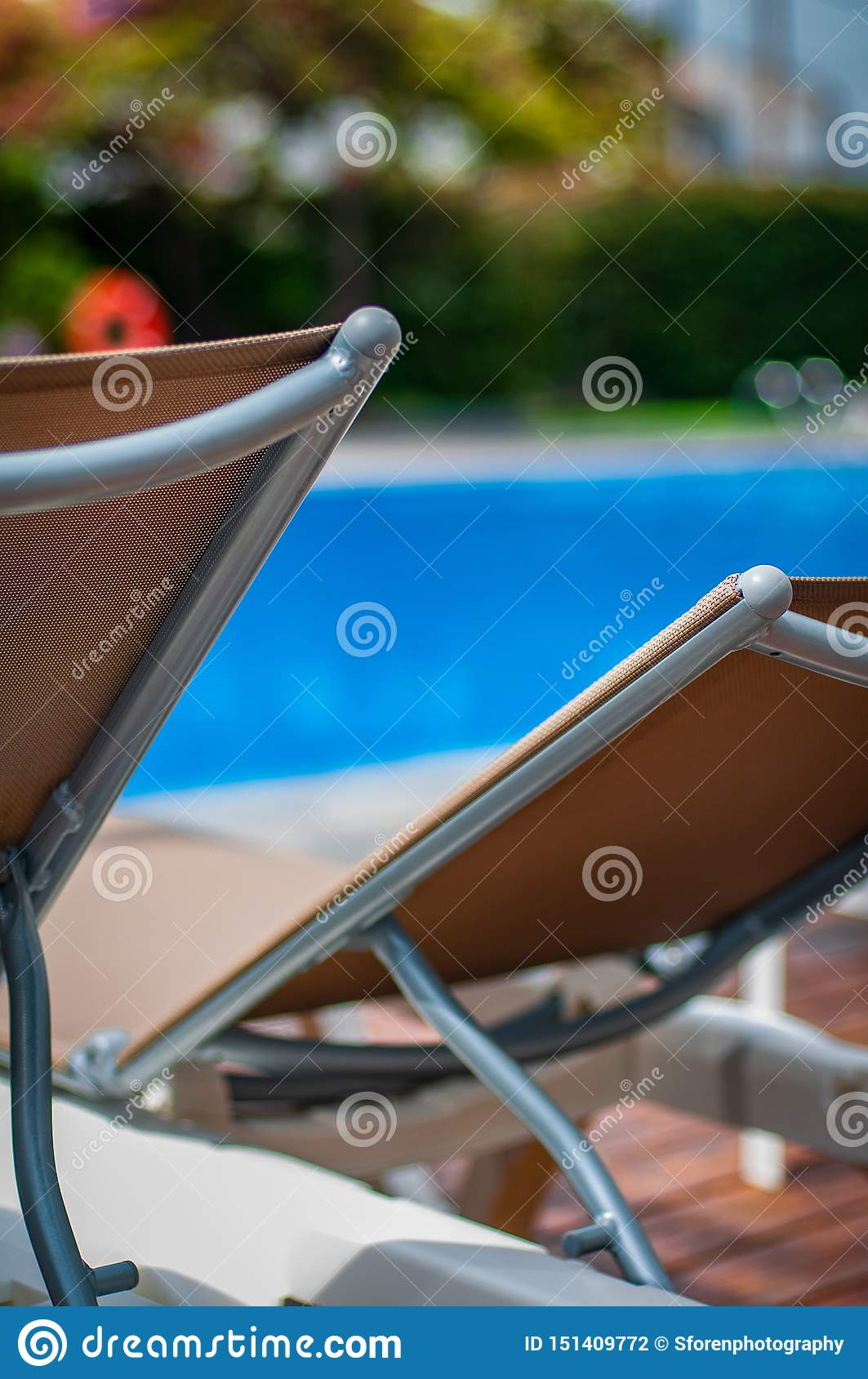 Time to relax and chill by the pool