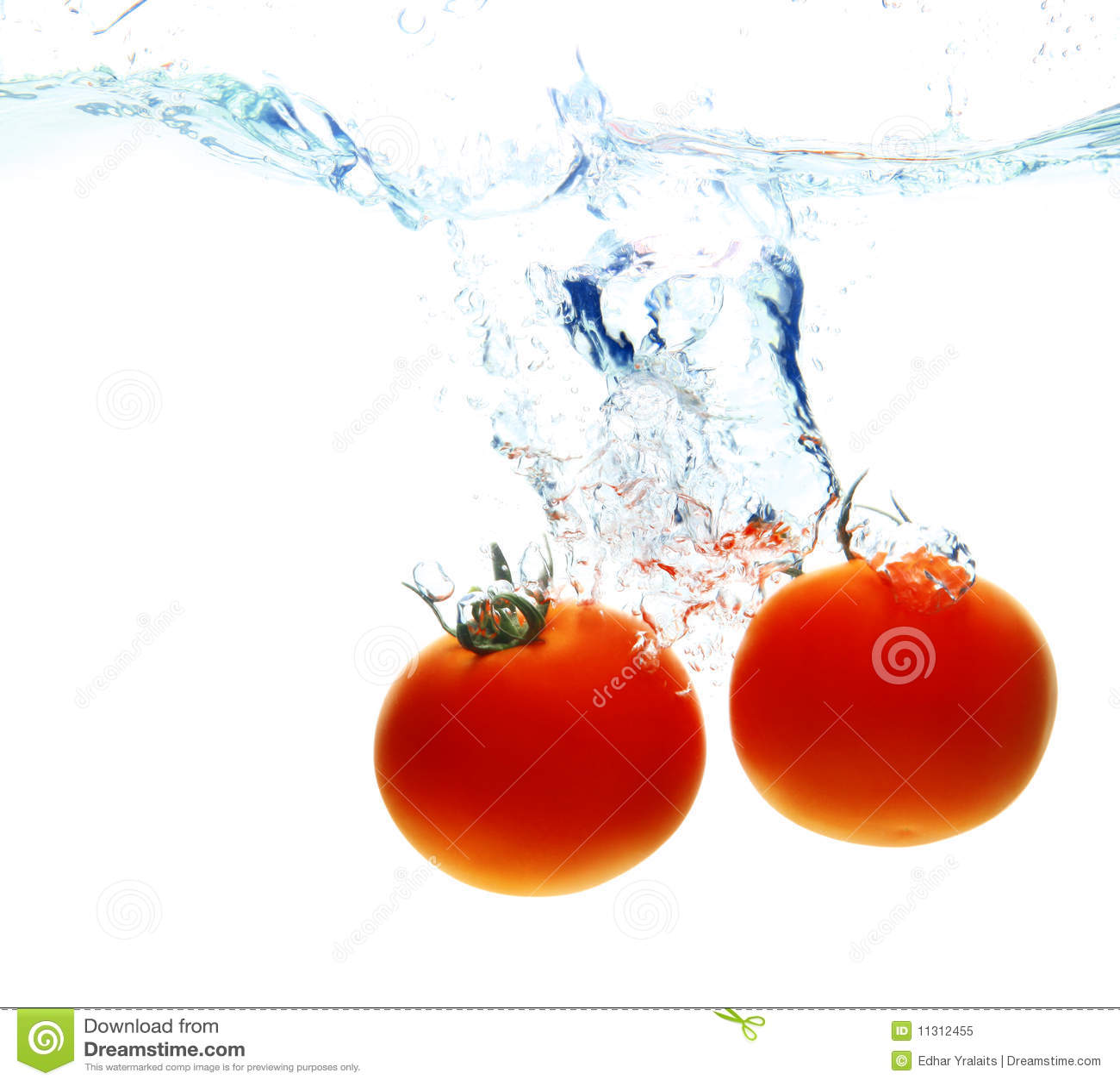 El gota tomate en