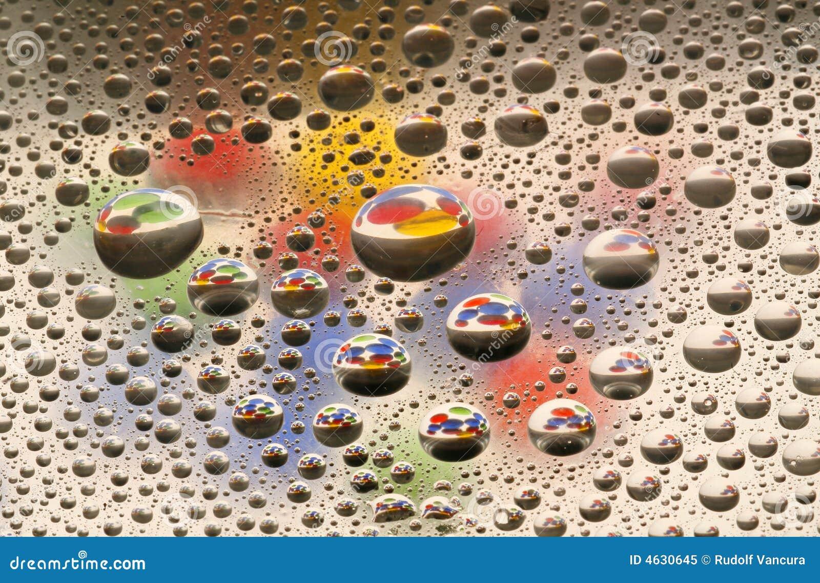 Gotas coloridas