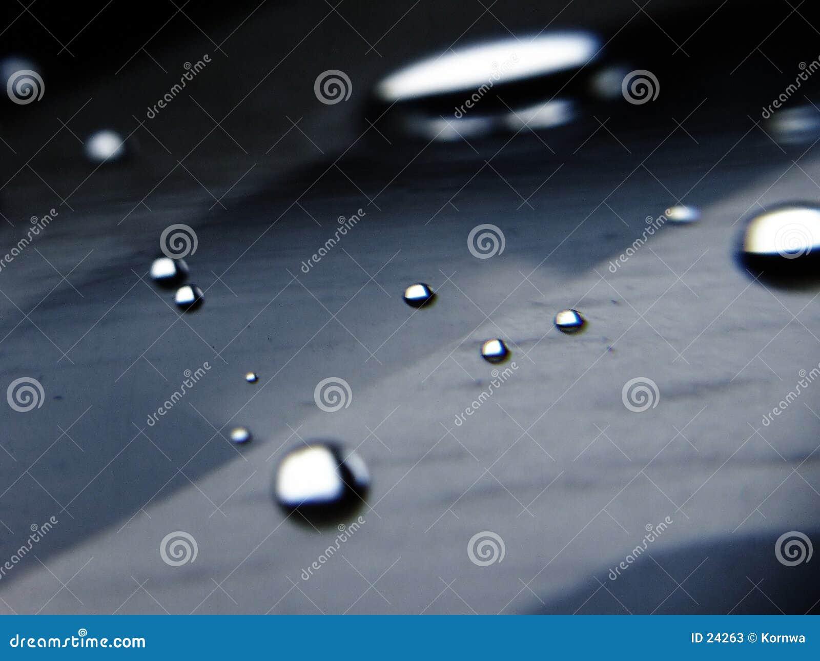 Gotas de prata