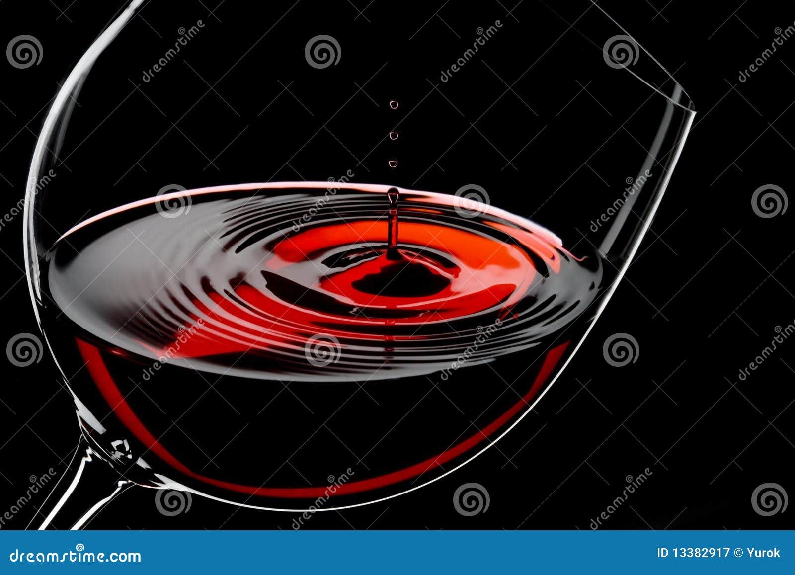 Gotas del vino