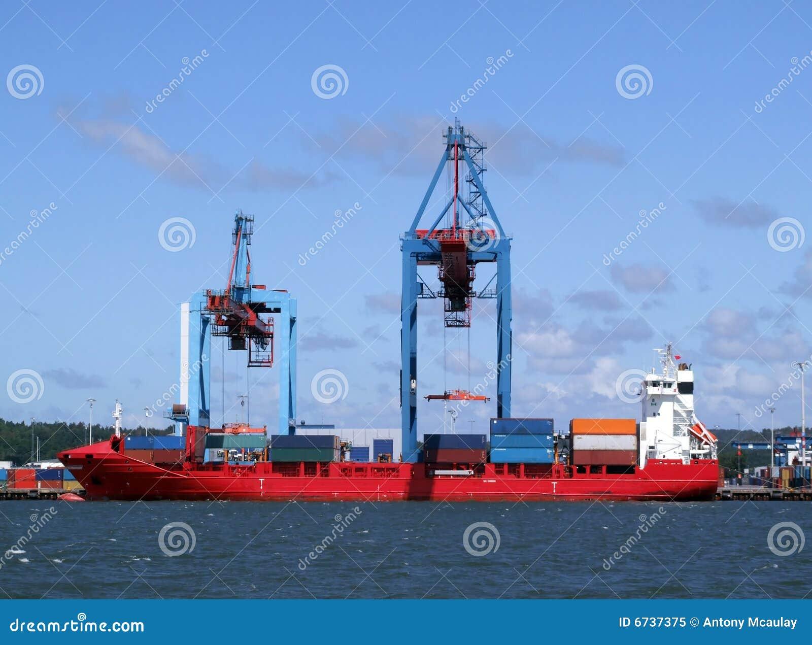 Gothenburg-Hafen 09