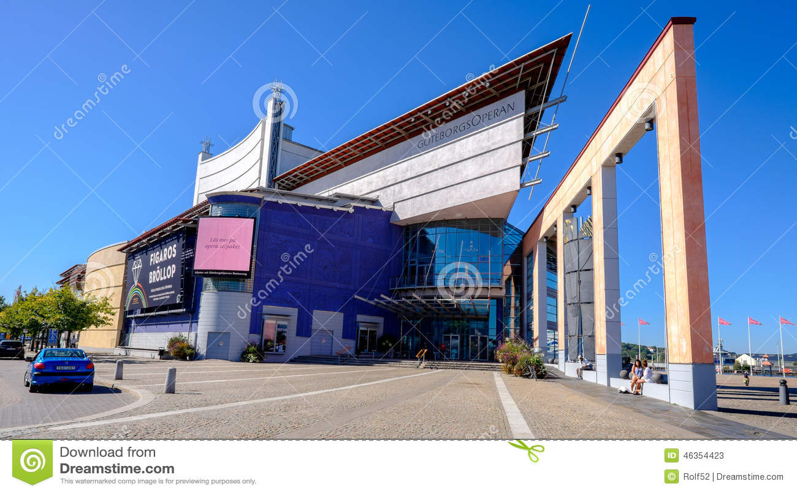 4290329975de Gothenburg Opera House editorial stock photo. Image of culture ...