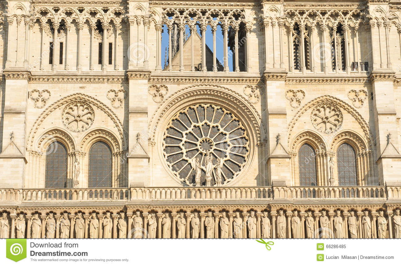 Gothic Elements Stock Image Of Buildings Architecture