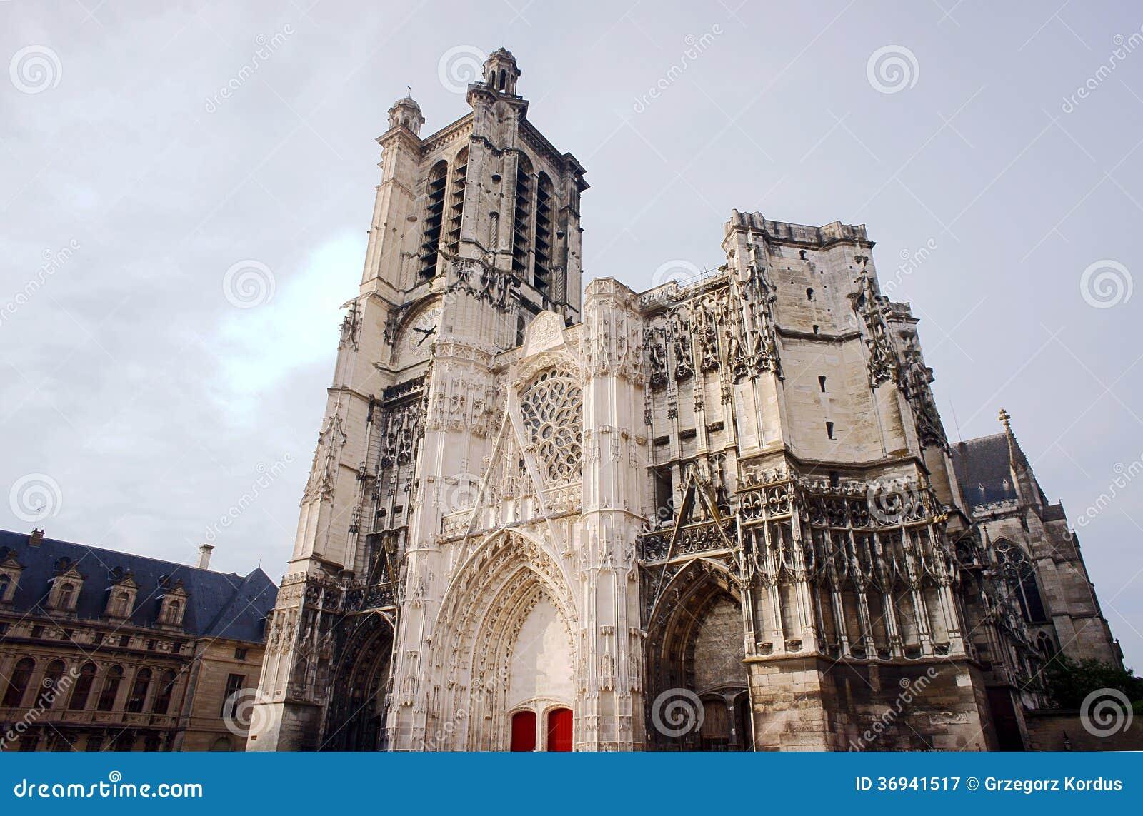 Gotische Kathedrale