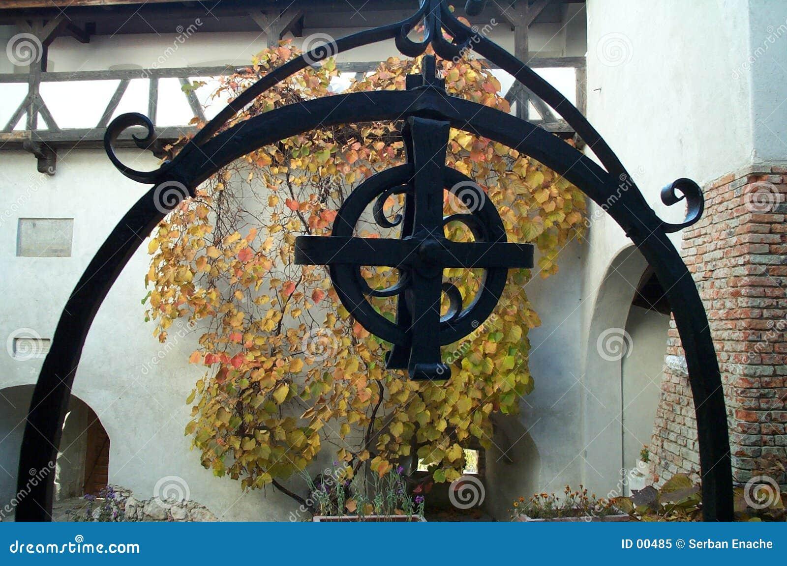 Gotisches Symbol