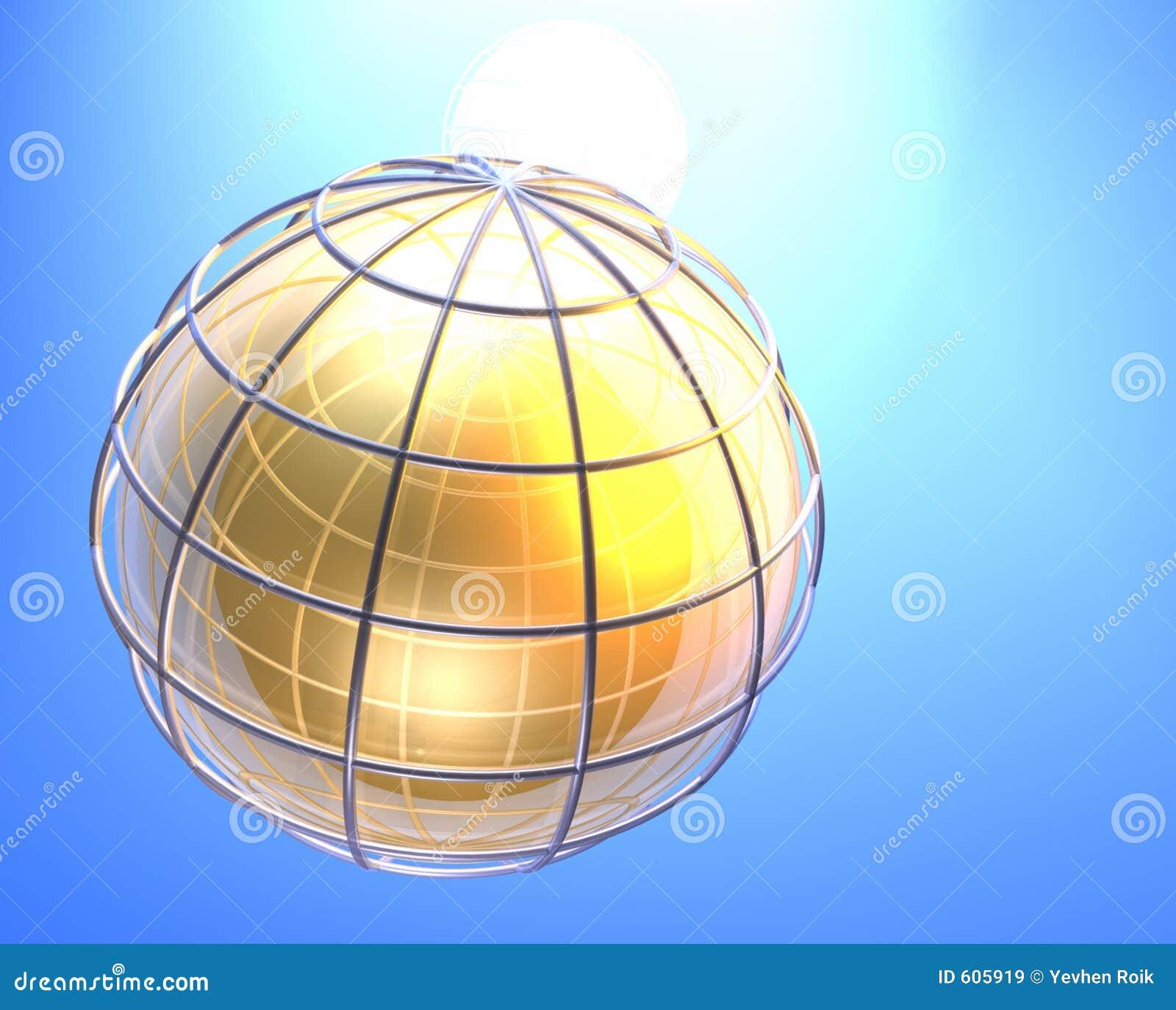 Gouden aarde