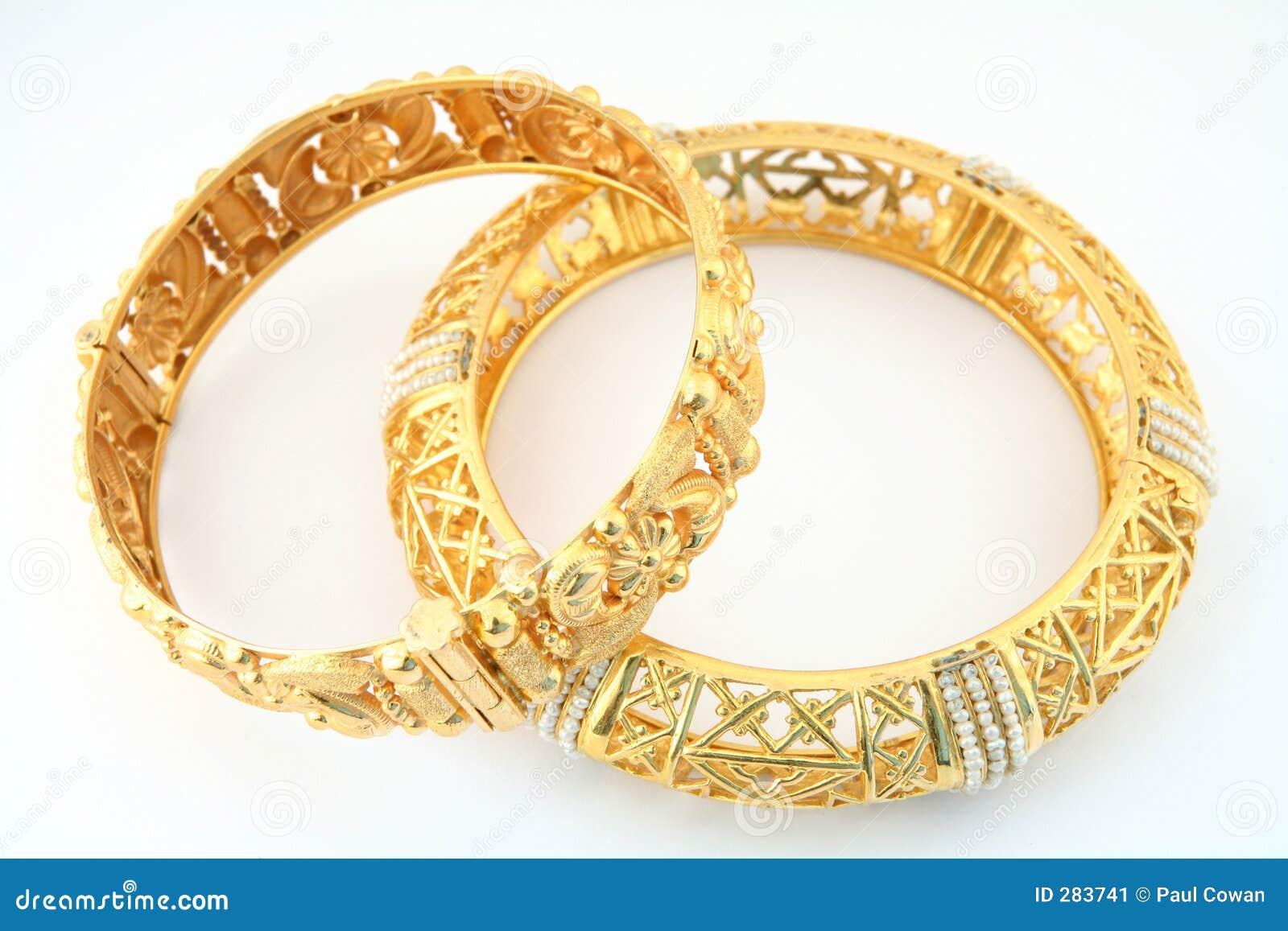 Gouden Armbanden 1