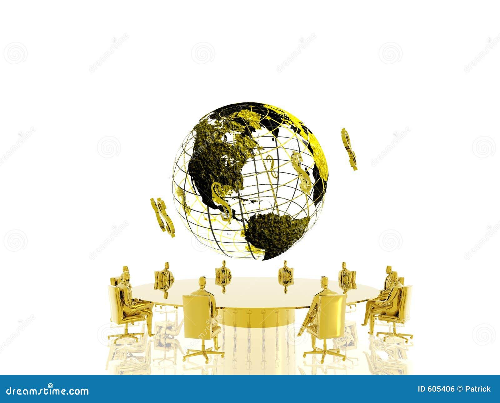 Gouden conferentie.