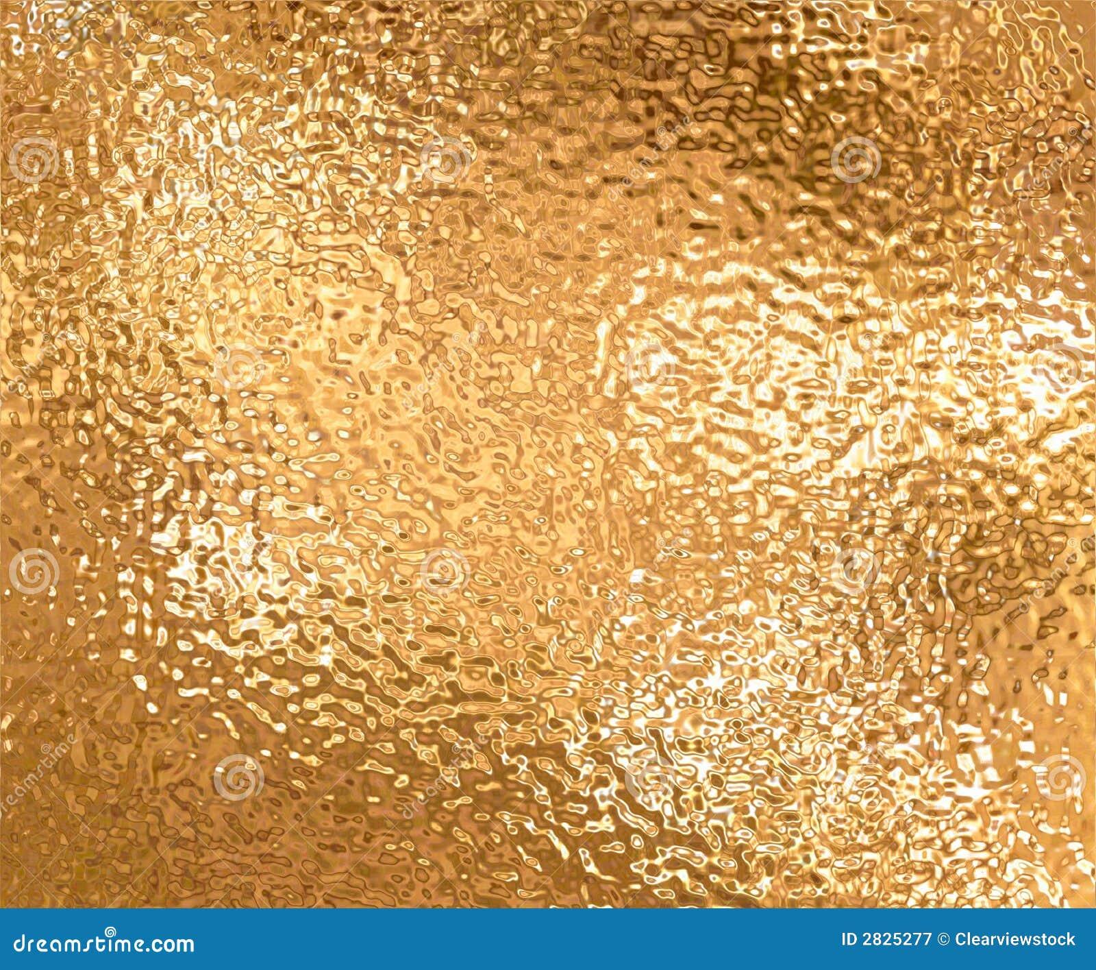 Gouden folie