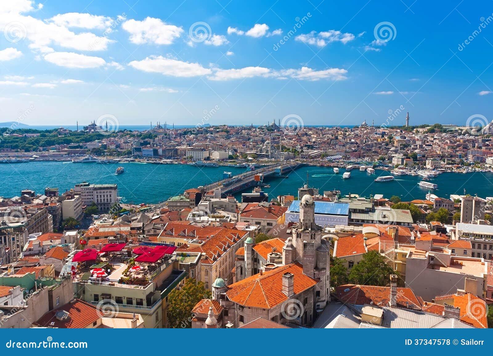 Gouden Hoorn in Istanboel