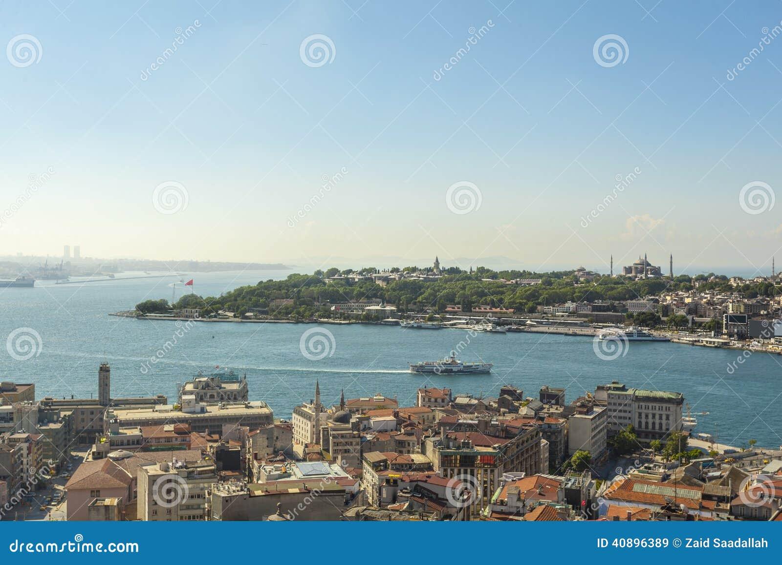 Gouden Hoorn Istanboel