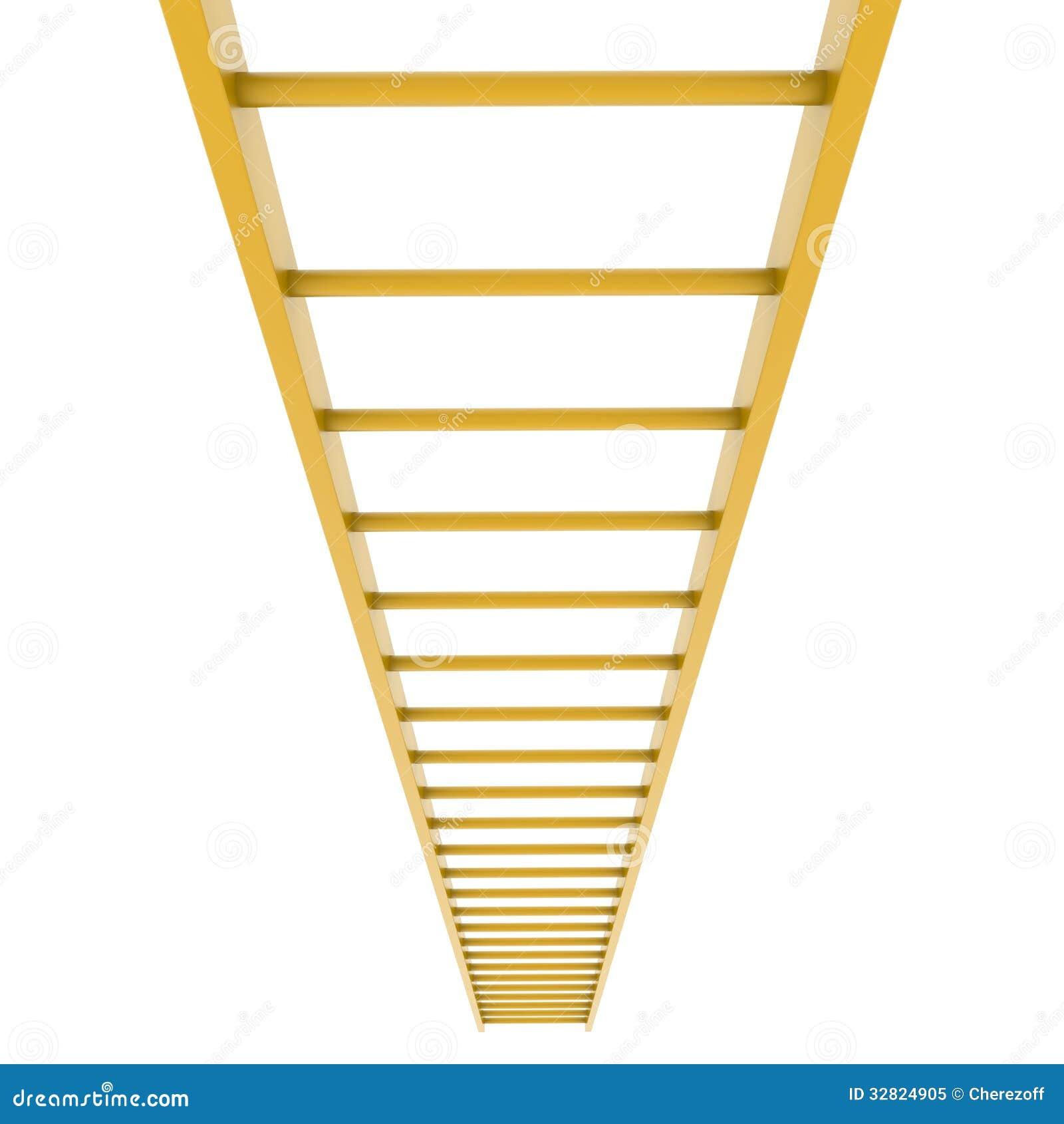 Gouden ladder