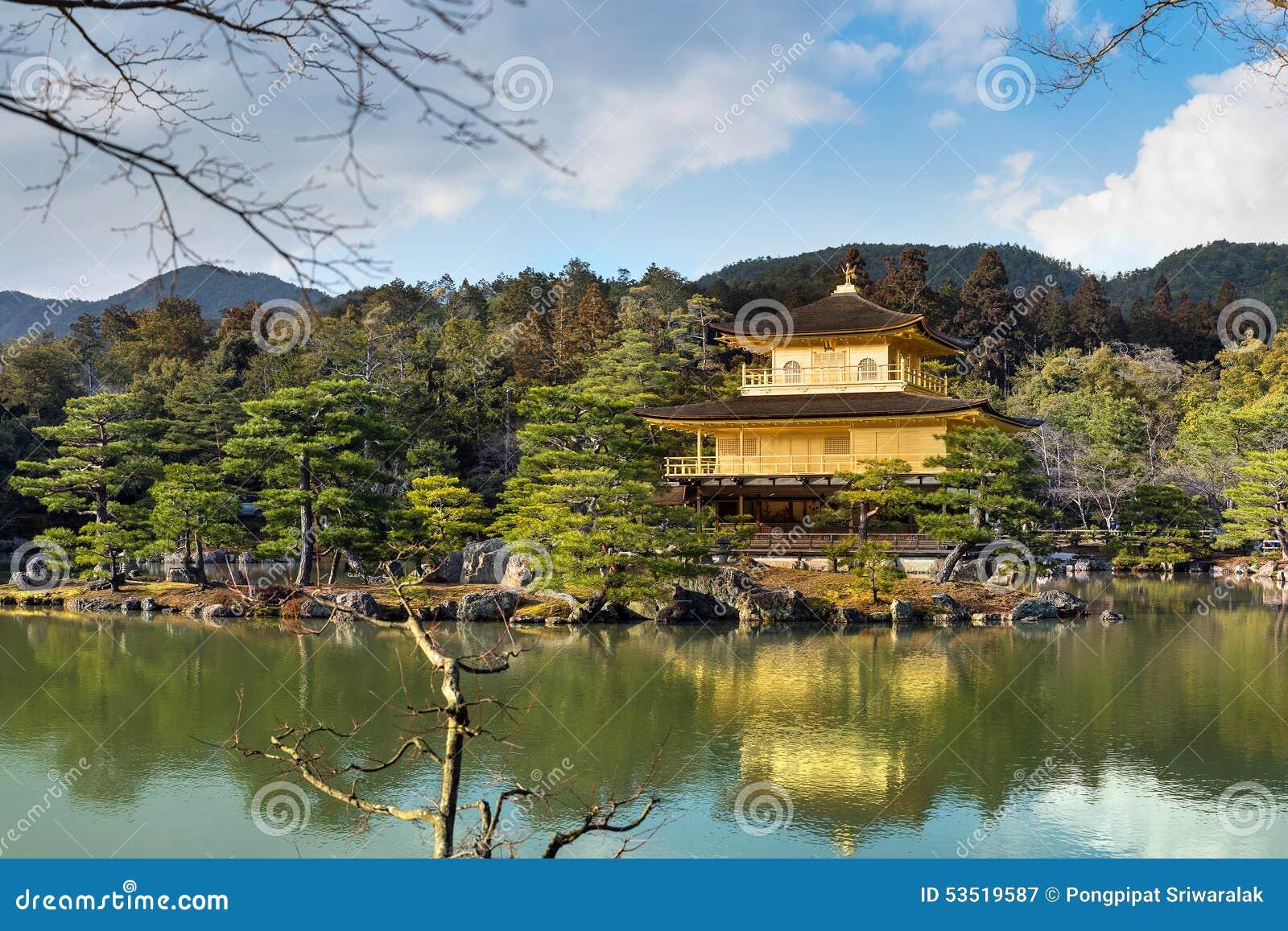 Gouden Paviljoen (Kinkakuji-tempel)