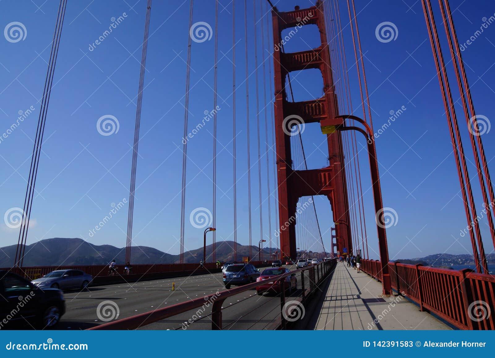 Gouden poortbrug in San Francisco