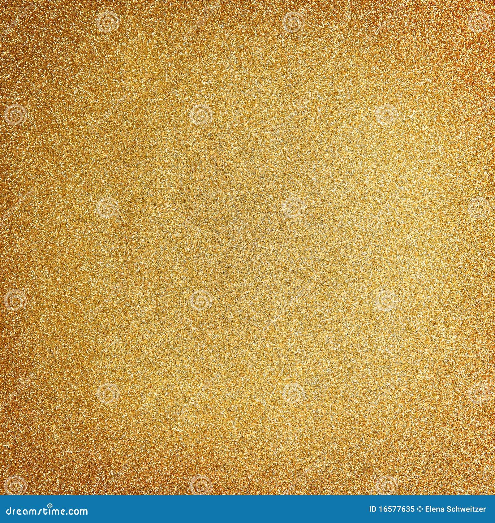 Gouden schitter Kerstmisachtergrond