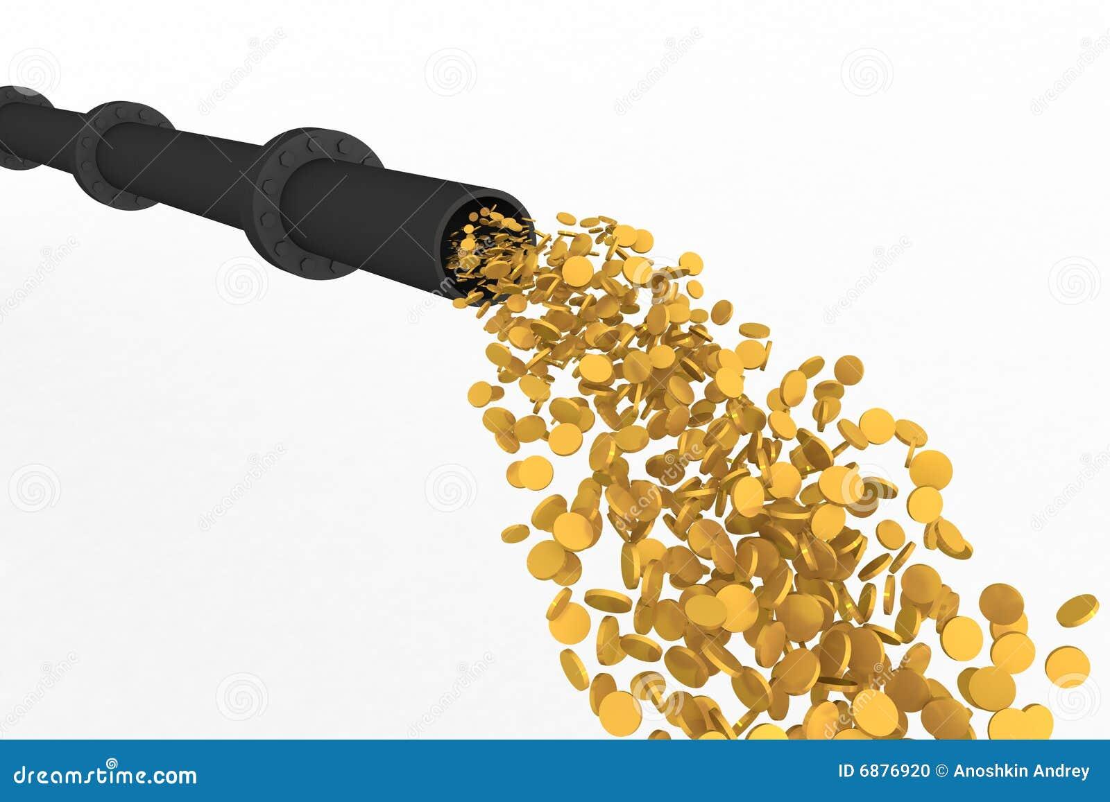 Gouden stroom