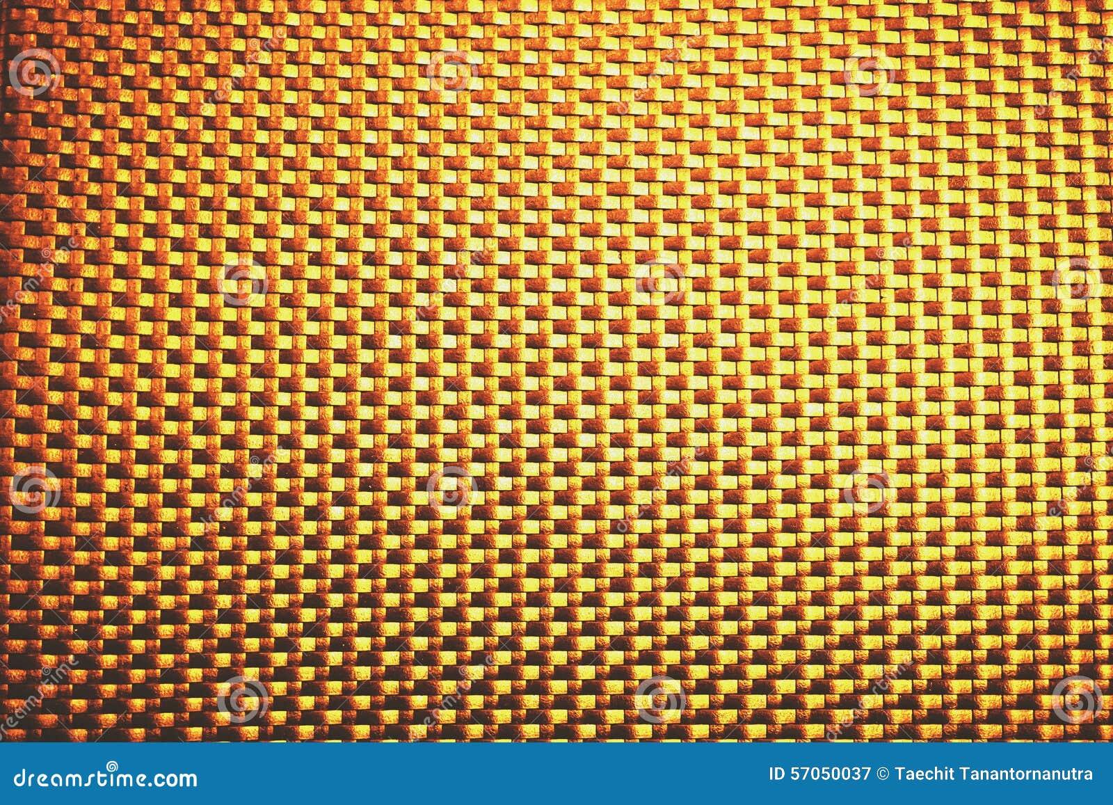 Gouden vierkante bloktextuur