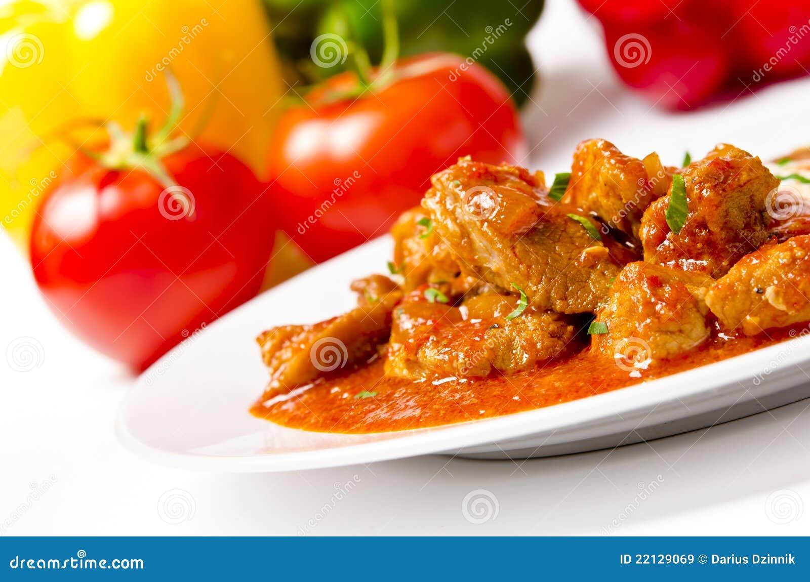 Goulash húngara