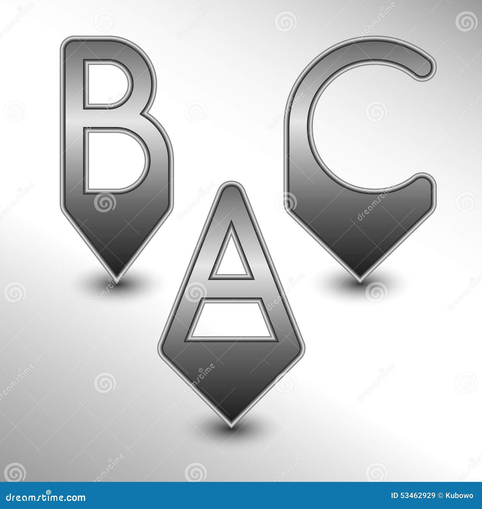 Goupilles d ABC
