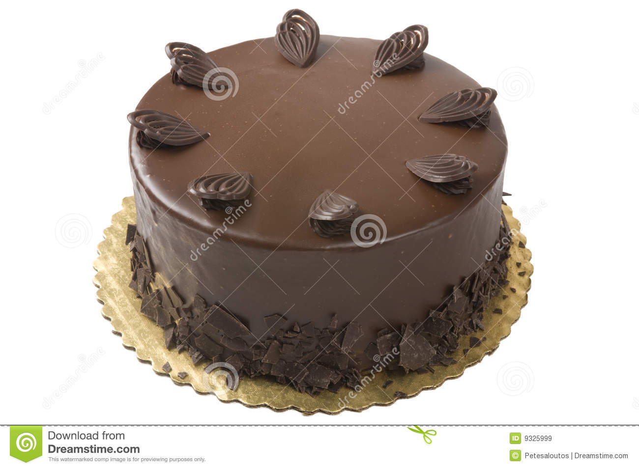 Fancy Chocolate Cake Images : Gourmet Chocolate Cake Royalty Free Stock Images - Image ...