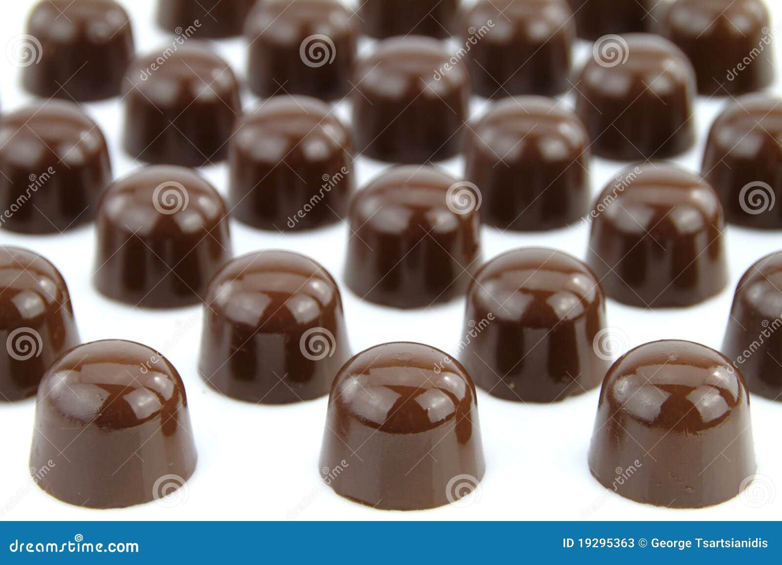 Gourmet Chocolates Stock Photos - Image: 19295363