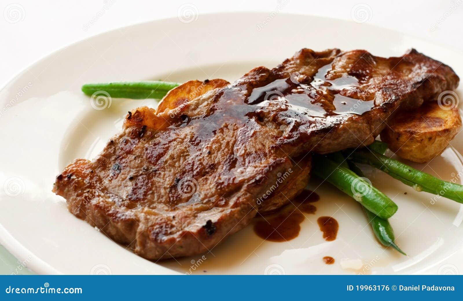 Gourmet Filet Mignon Steak