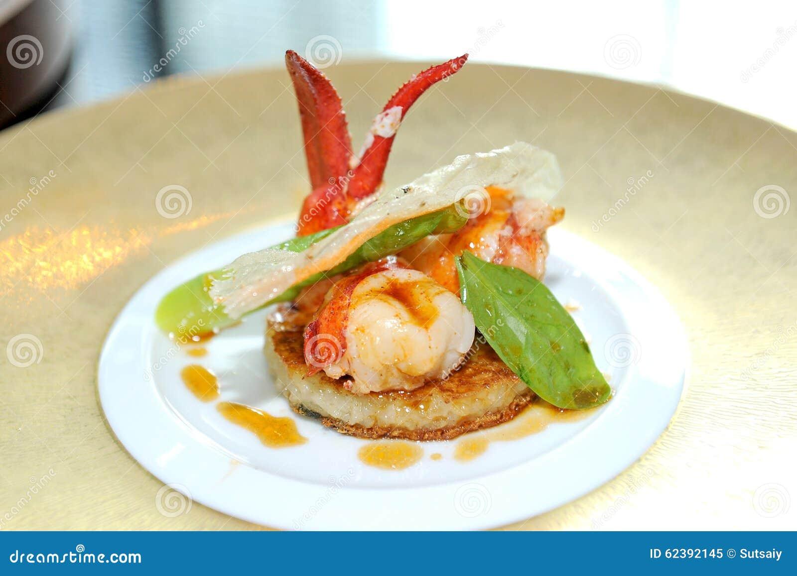 Gourmet Lobster Dishes Gourmet lobster dinner...