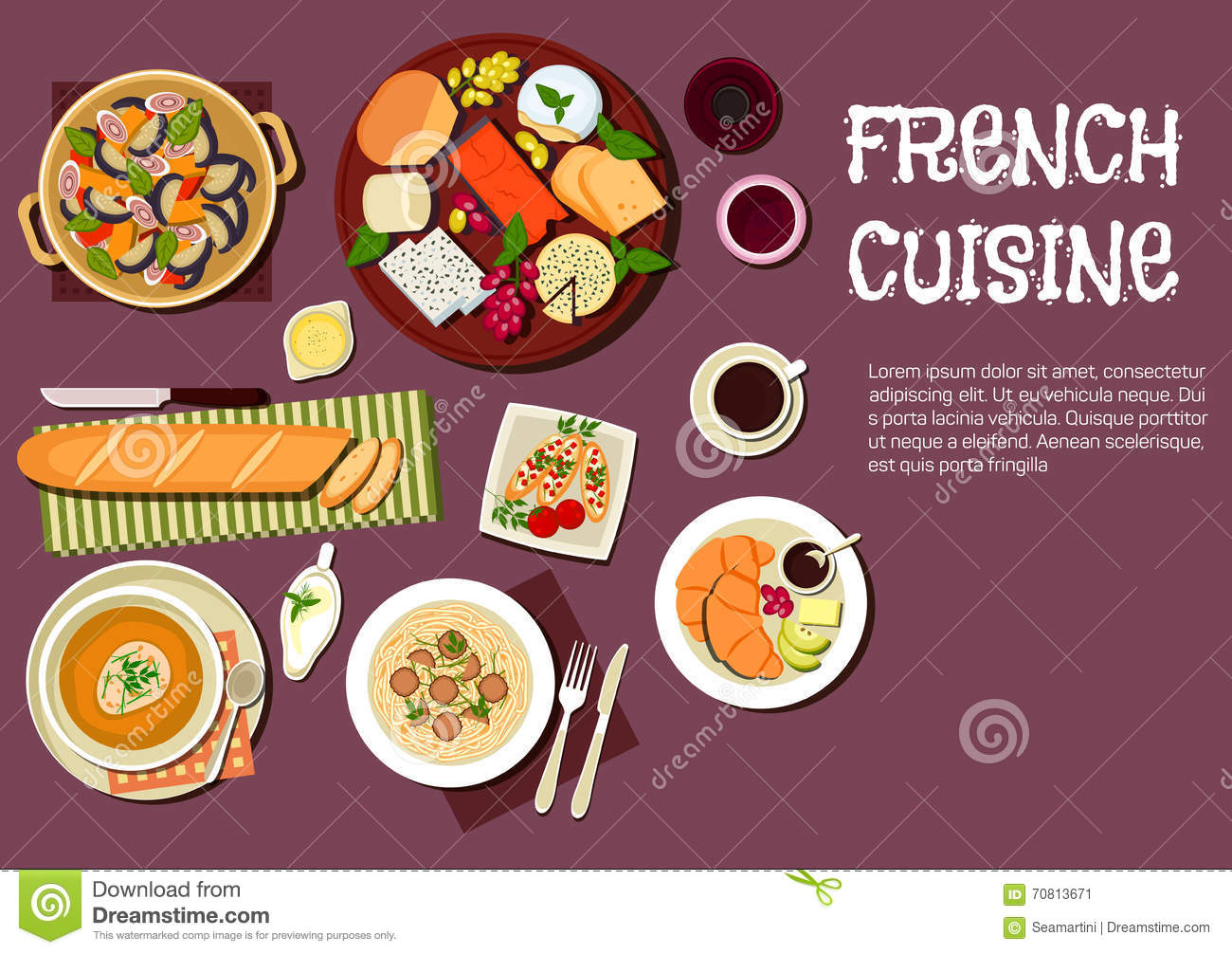 French cuisine hubert yuflickr with french cuisine for Cuisine francaise