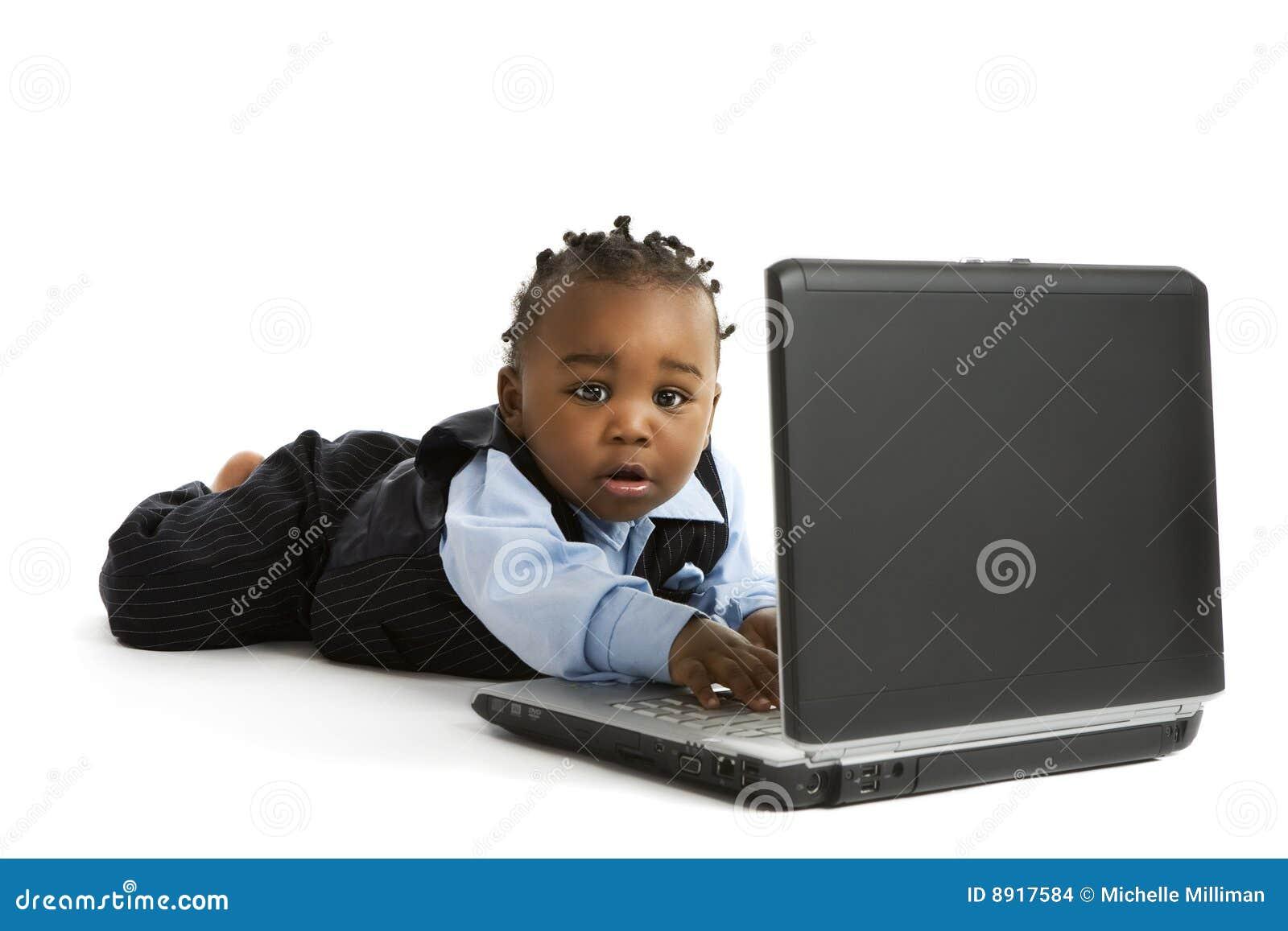 Gourou d ordinateur minuscule