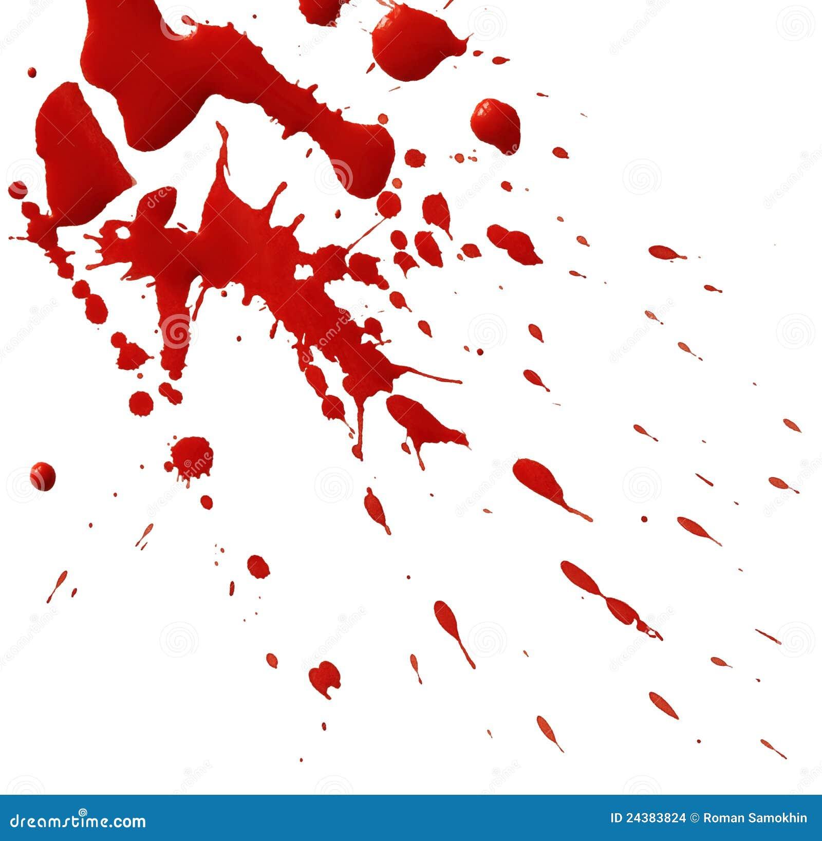 Crime Scene Training Blood at Crime Scenes